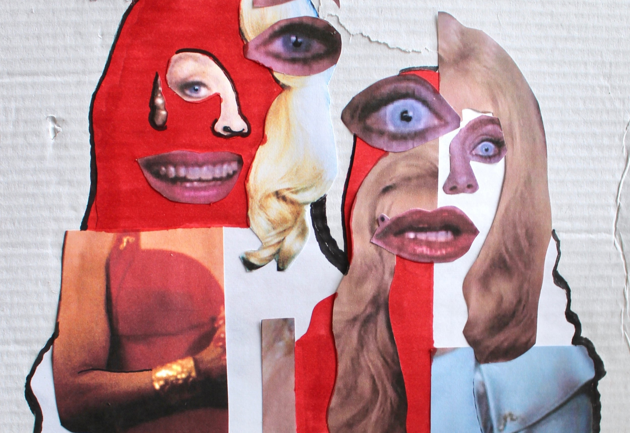 Cubism Becomes Her