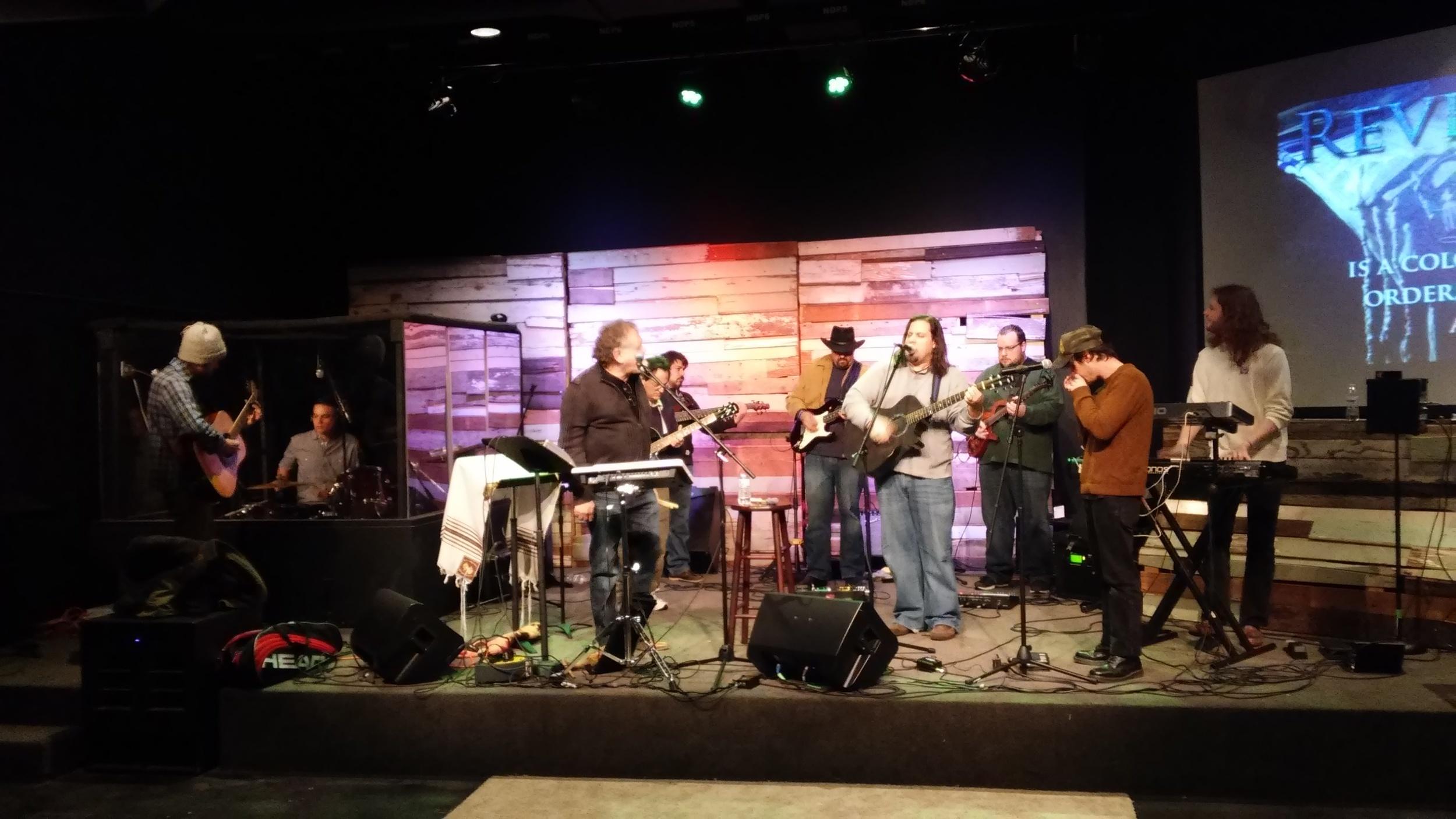 Seacoast Church – 2/19/15