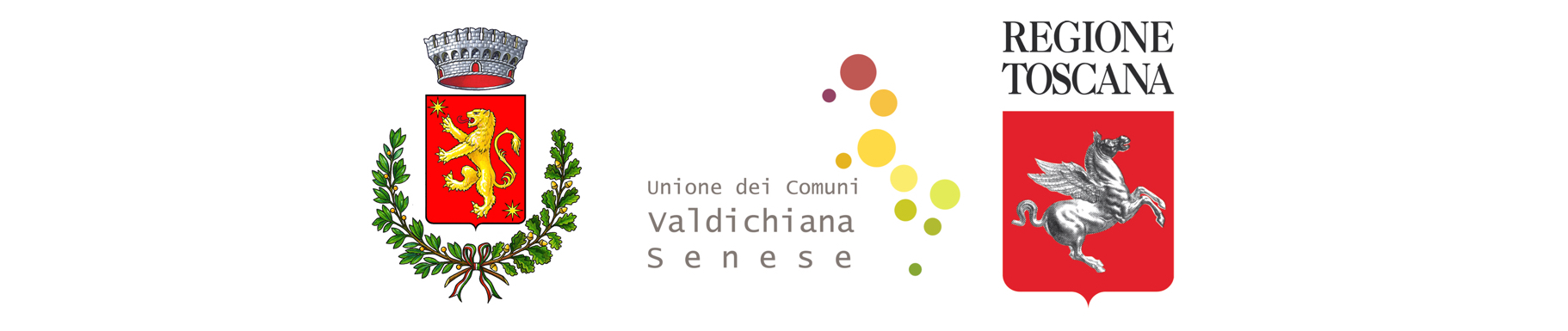 TCFT is supported by our host partner Comune di Sarteano and is organised under the patronage of the Unione dei Comuni Valdichiana Senese & Regione Tuscana