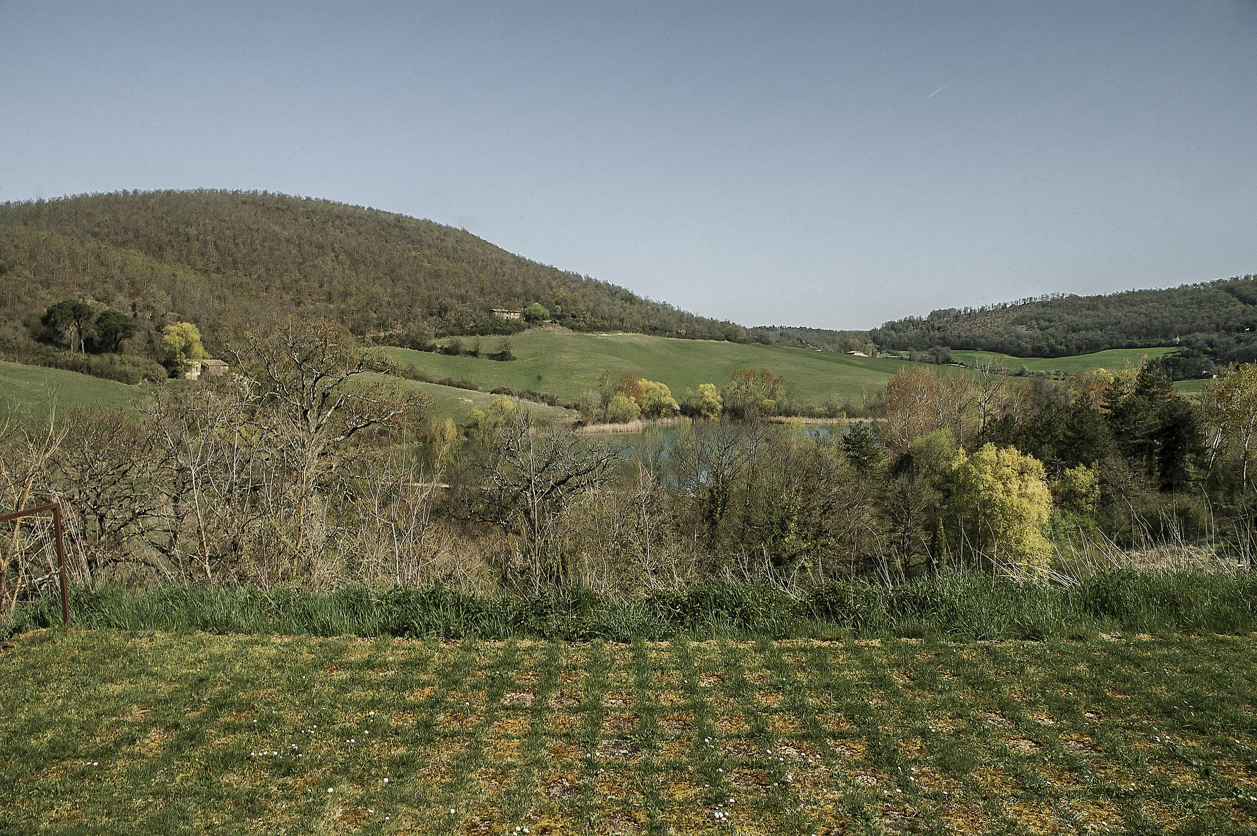 Abbazia landscape