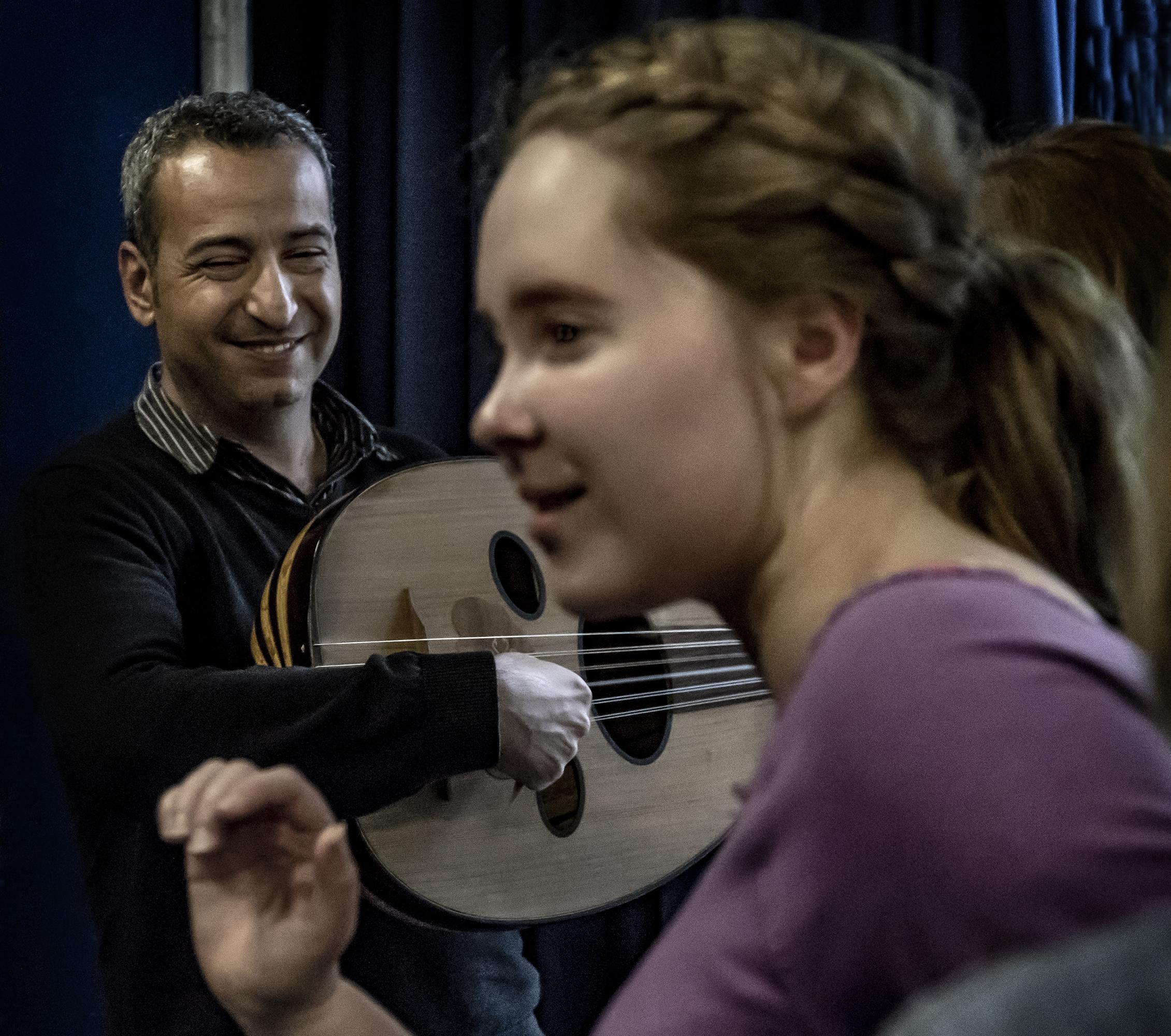 Khaldoun Alnajjad, string player.jpg