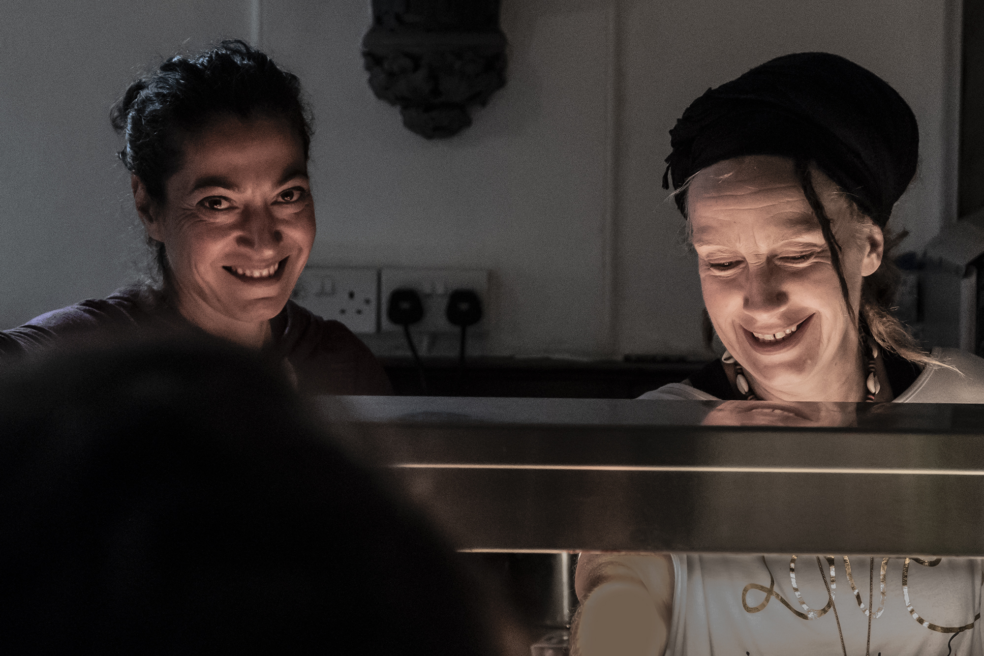 the cooks-Sosi Kaskanian and Amanda Downes .jpg