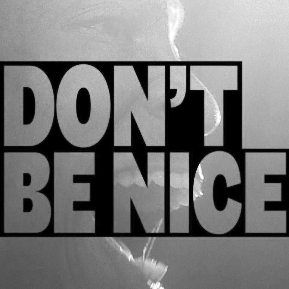 PUBLIC SCREENING OF DON'T BE NICE (2018)
