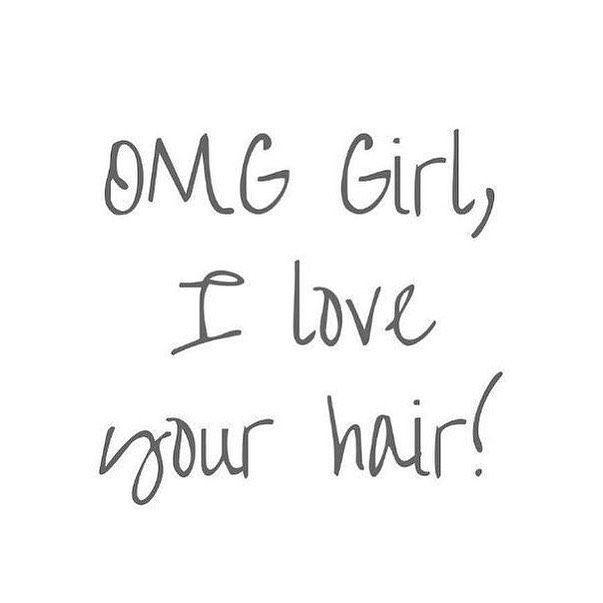 Who doesn't love being told this? I know I do if your looking to get your hair done or freshened up message us or call to be set up with the perfect stylist for you. 916.784.1555 🙋🏻‍♀️ #hair #916 #rosevillesalon #abeillesalonroseville #rosevilleca #Abeillesalon #abeille #salon #cutscolors #hair_squad #paulmitchell #IHeartPM #MITCHTheMan #PMTingle #Awapuhi  #daymaker #inspire #love_mvmt #neonhair #RareMarula #standoutstyle #NEUROLIQUID  #MVRCK #invisiblewear