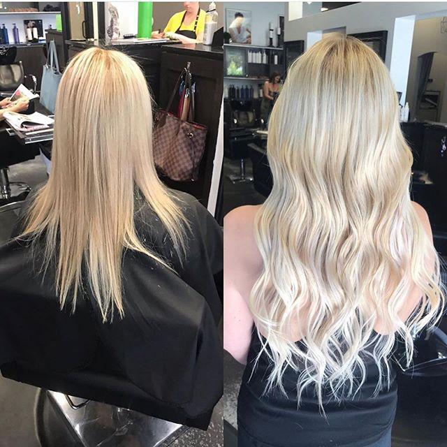 Hope everyone is having a great week! #hair #916 #rosevillesalon #abeillesalonroseville #rosevilleca #Abeillesalon #abeille #salon #cutscolors #hair_squad #paulmitchell #IHeartPM #MITCHTheMan #PMTingle #Awapuhi  #daymaker #inspire #love_mvmt #neonhair #RareMarula #standoutstyle #NEUROLIQUID  #MVRCK #invisiblewear
