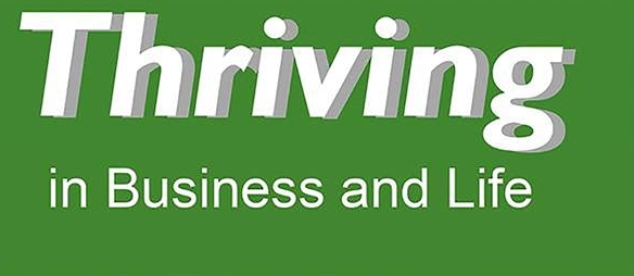Thriving in Business and Life - with Will Wilkinson and Christopher Harding