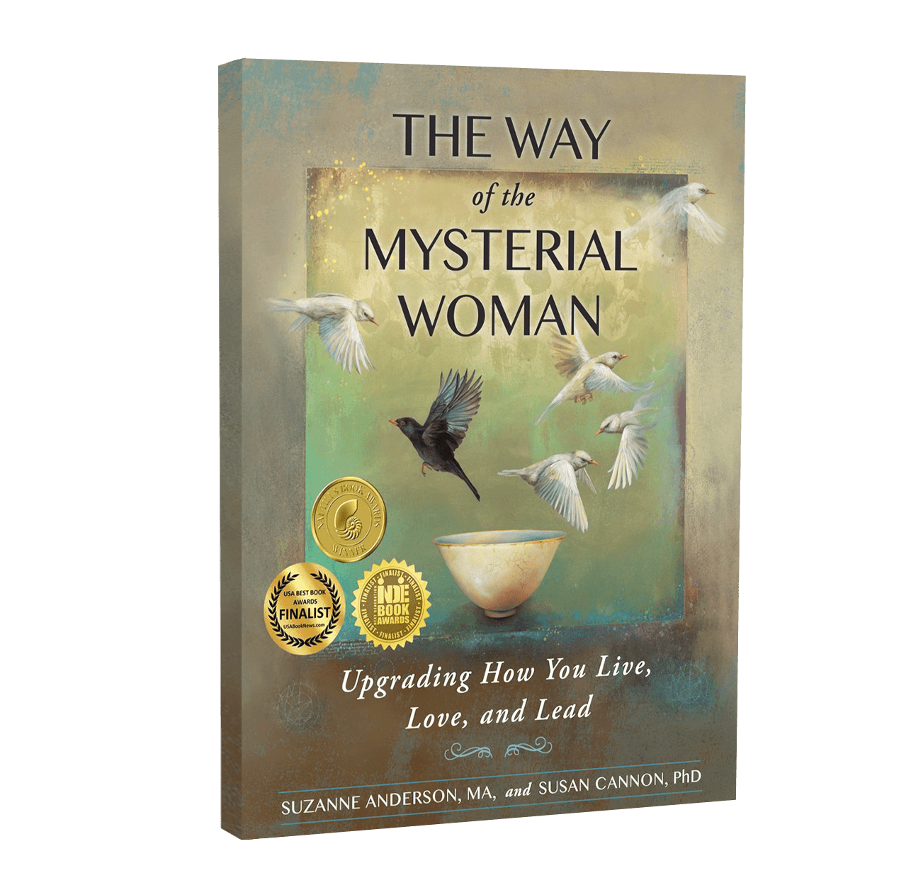 We are thrilled to announce our 3 awards: Nautilus Book Awards Women's category Gold 2016, Best Book Awards Women's Issues category Finalist 2016, and a Next Generation Indie Book Awards Women's Issues category Finalist 2017! -