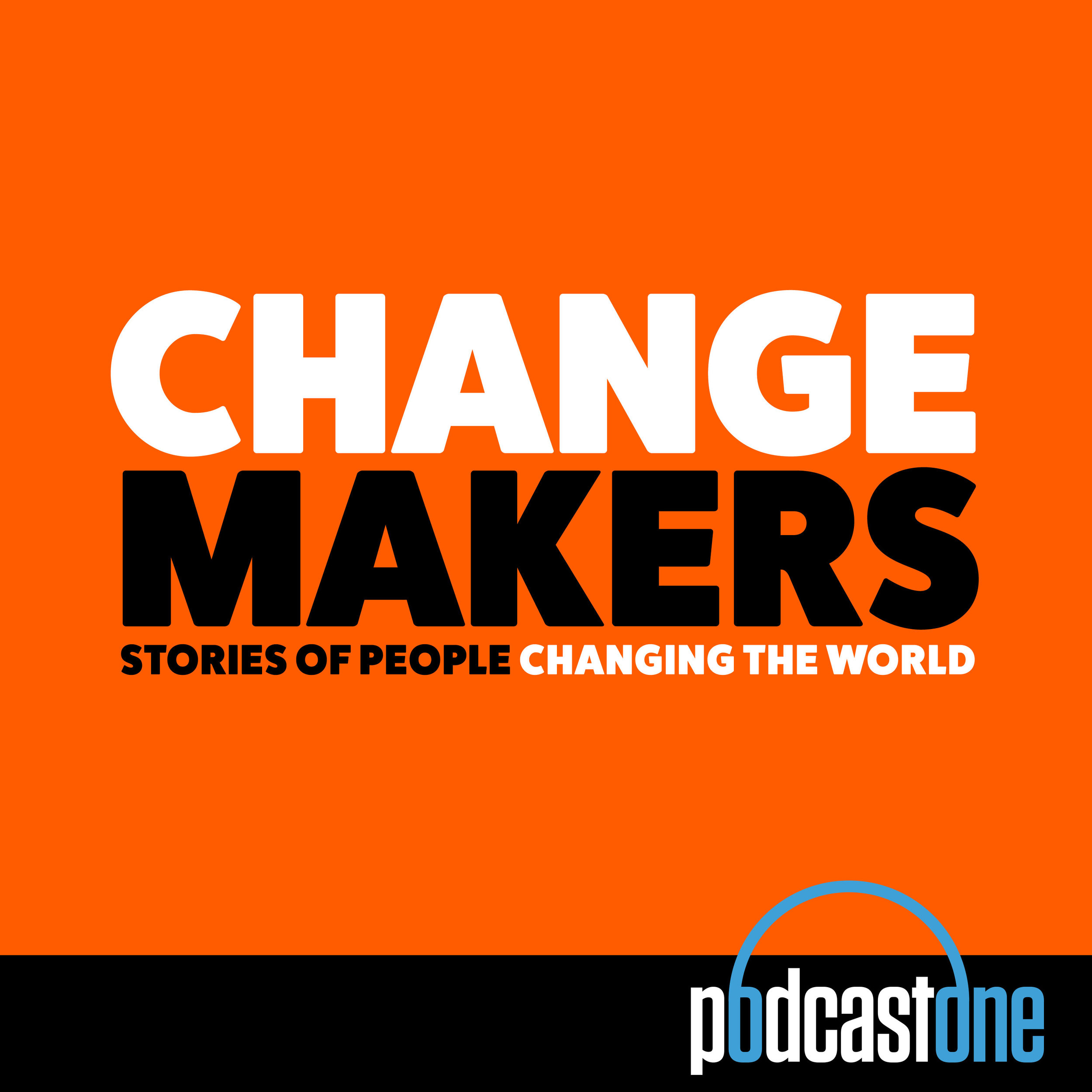 The Change Makers - With Runa Magnus