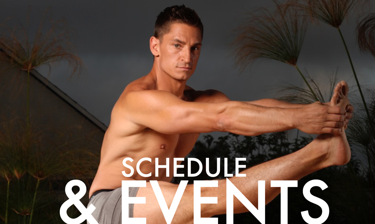 Scheduleandevents