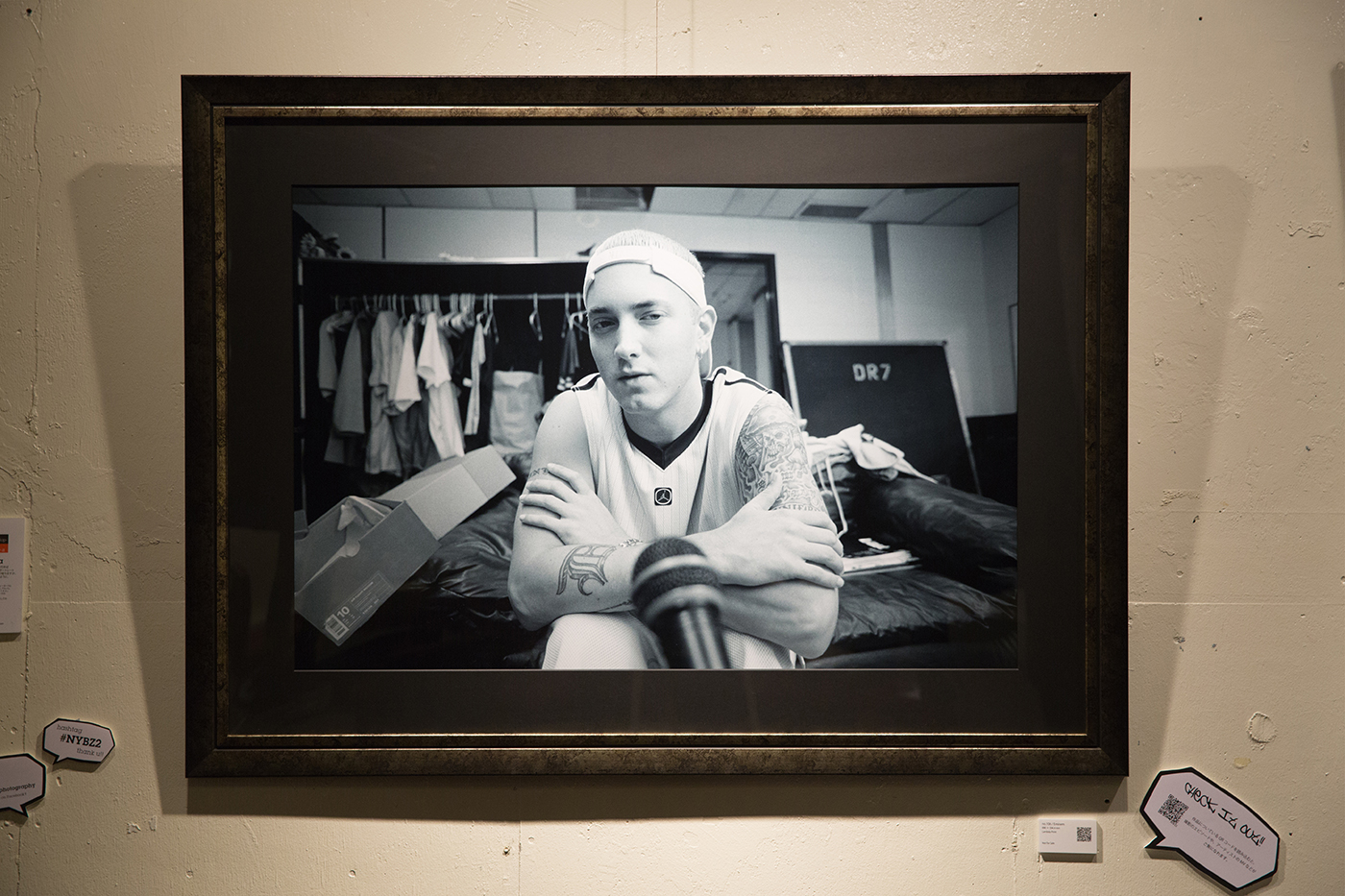 New York Before Zeros vol.2  Photo Exhibition @ Nos Ebisu  1/27-2/27/2015  Eminem Photo