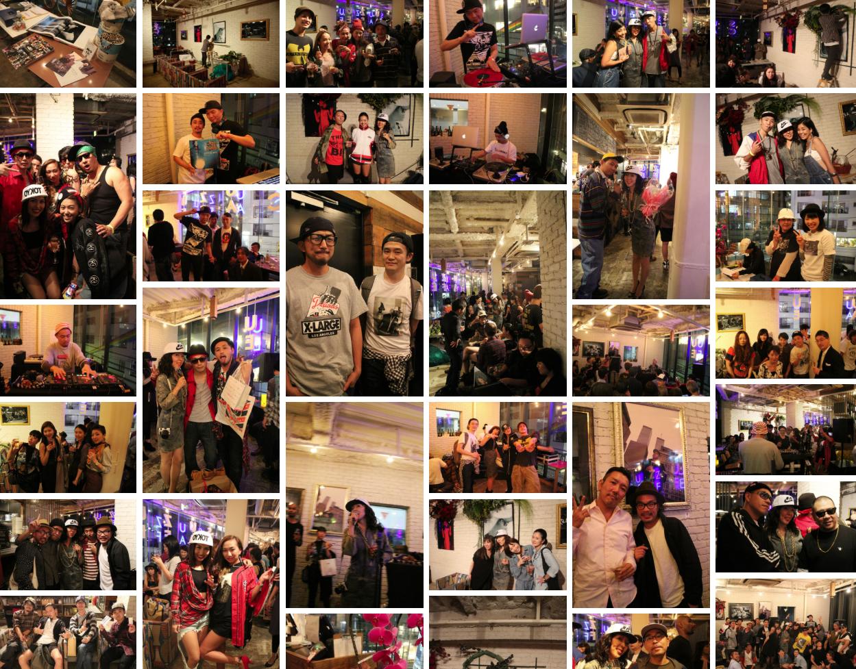 New York Before Zeros vol.1  Photo Exhibition Opening Reception  @ Suzu Cafe 9/26/2014