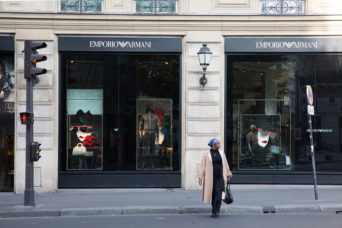 Emporio Armani in Paris