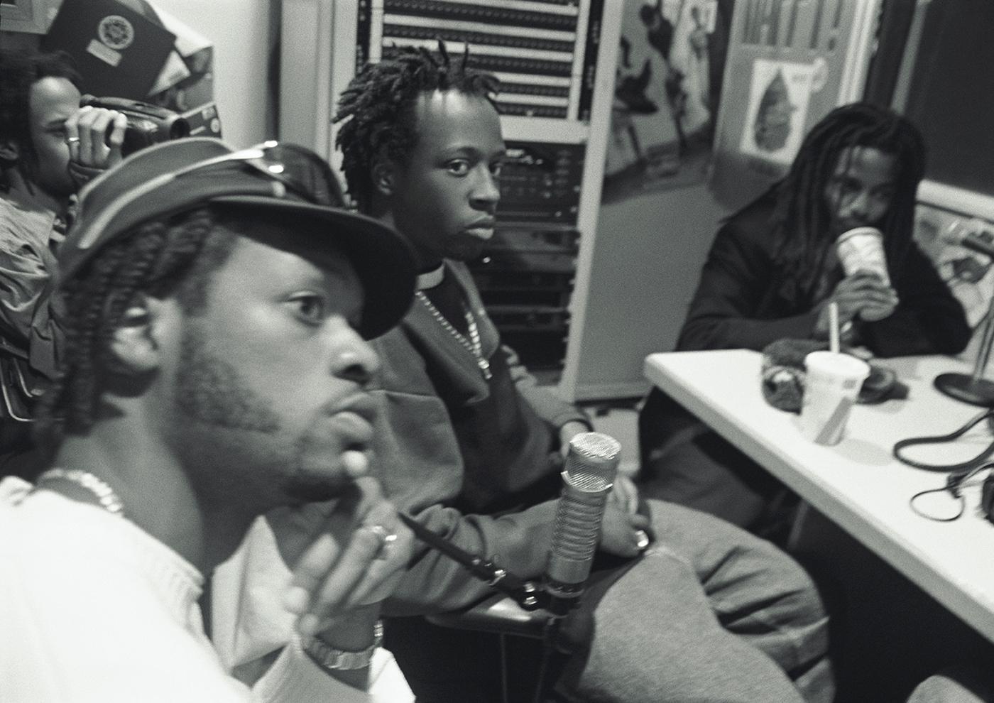 Wyclef, Pras
