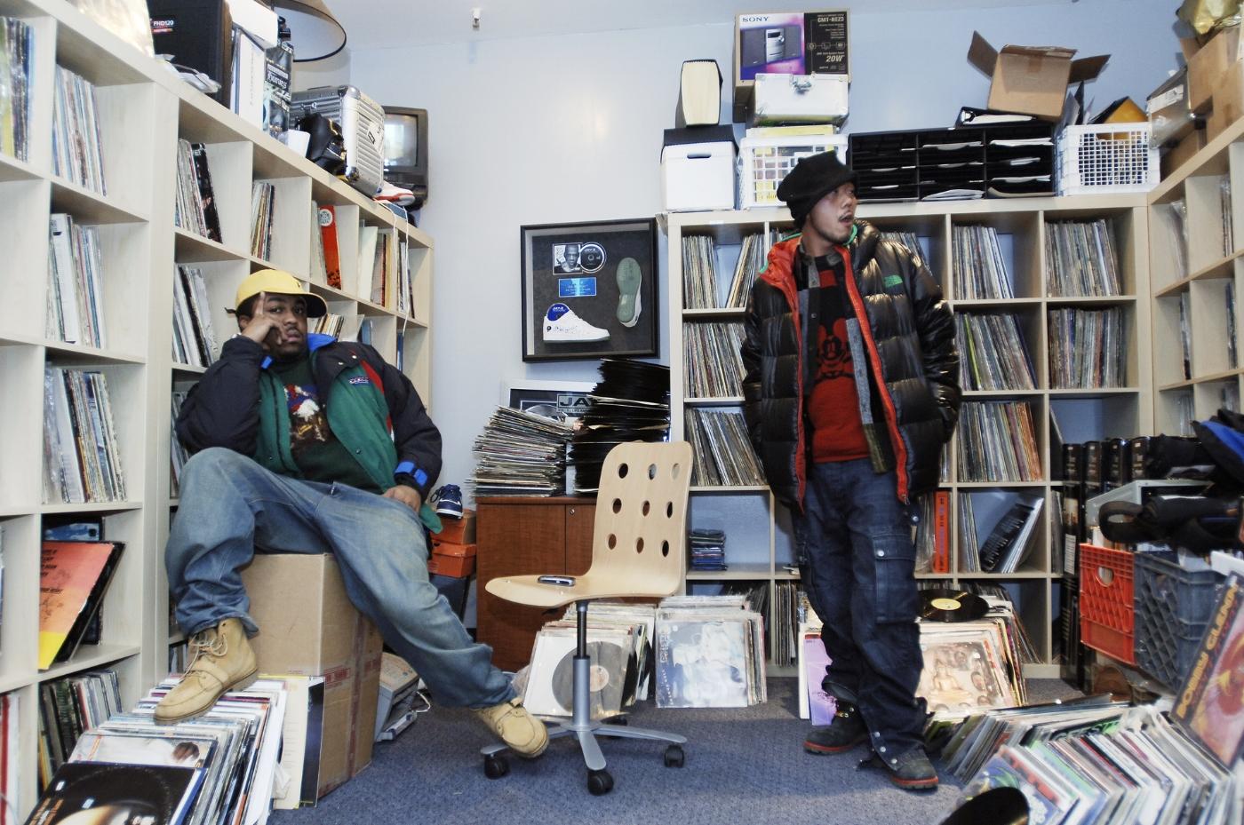 Just Blaze & DJ Muro
