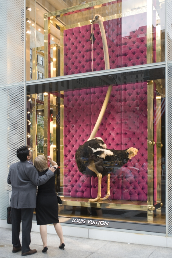 NYC-Louis Vuitton