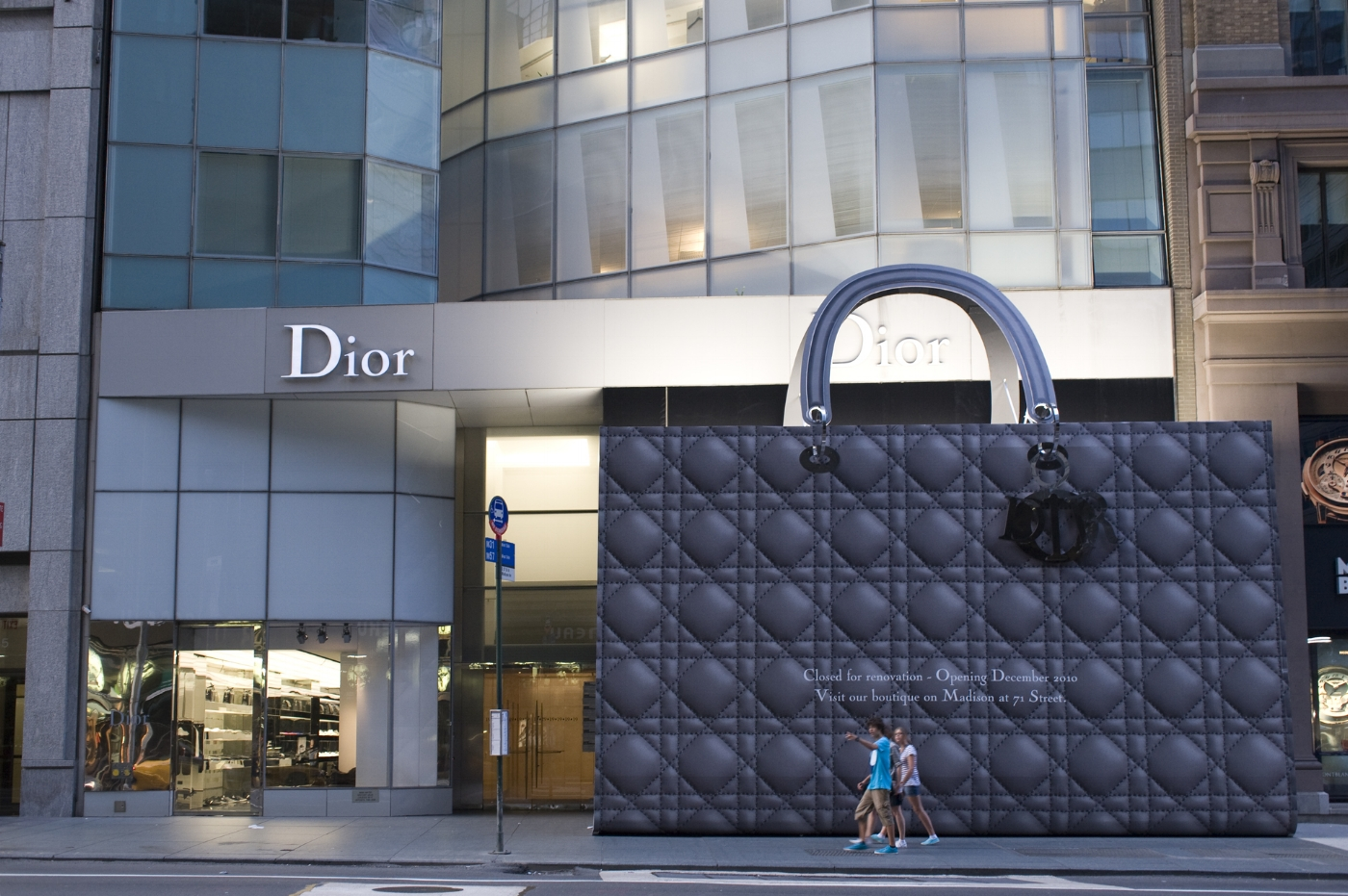 NYC-Dior
