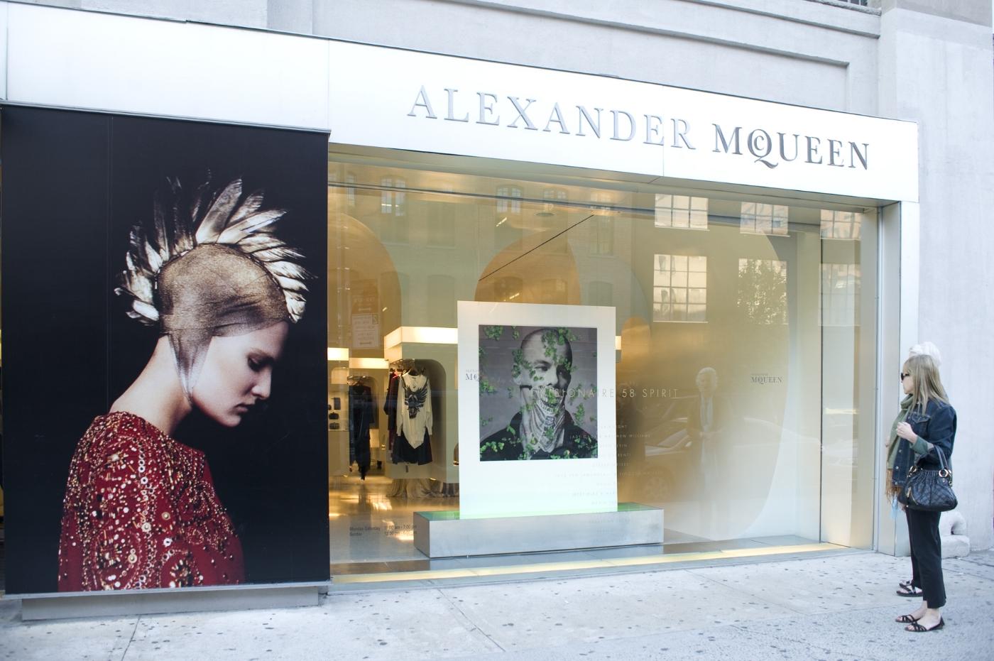NYC-Alexander McQueen