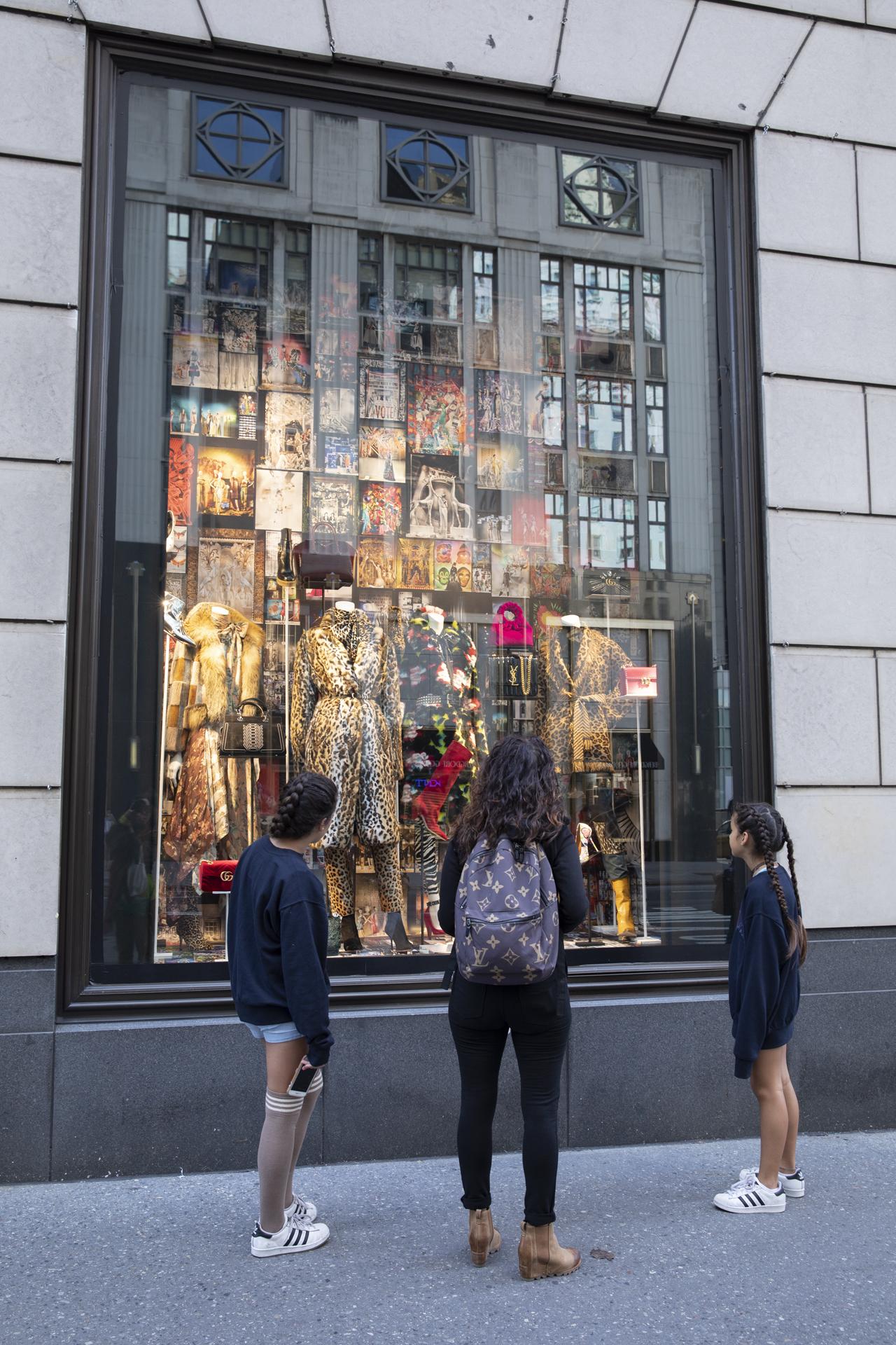Bergdorf & Goodman, New York 2018
