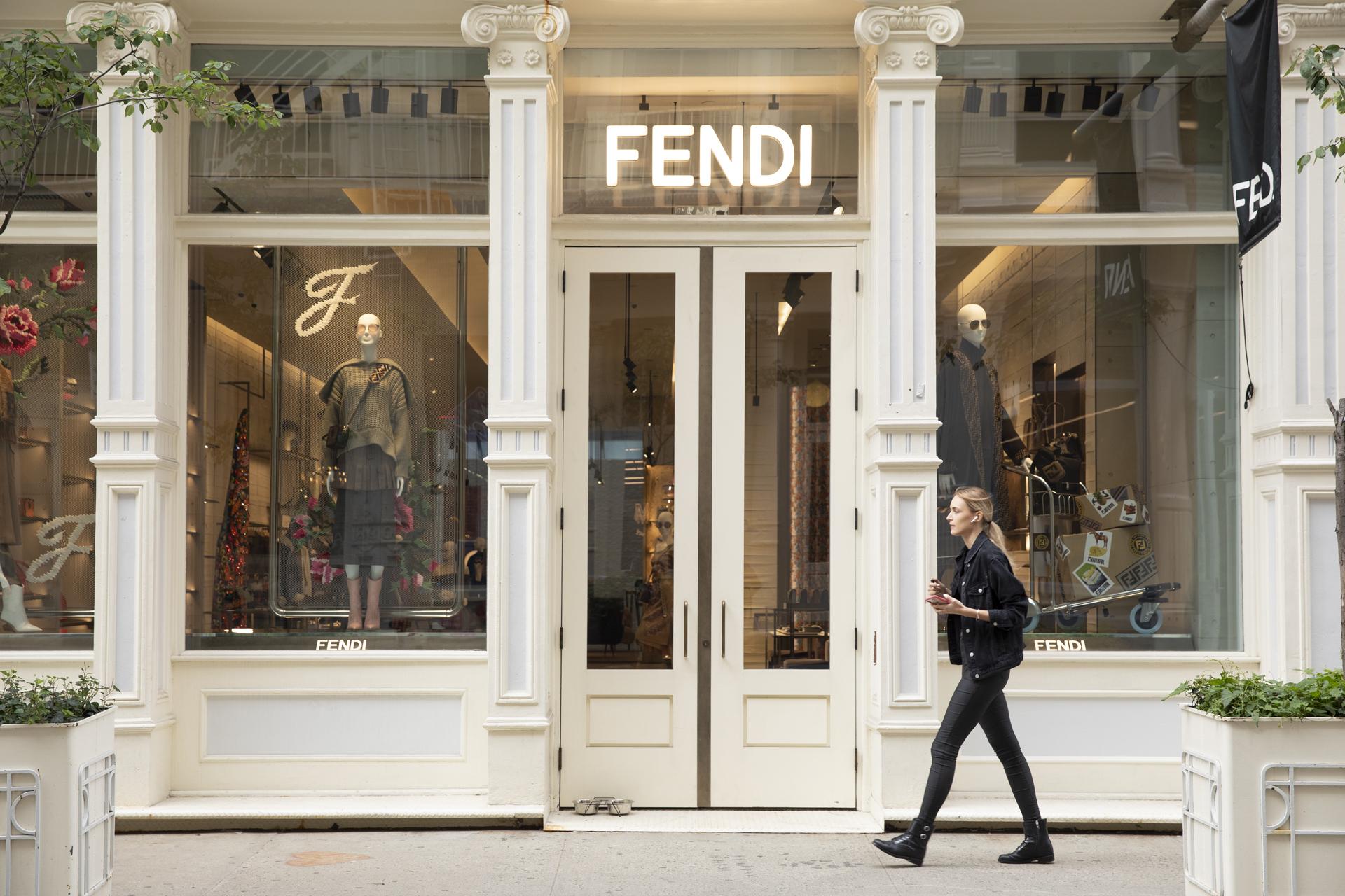 Fendi, New York 2018