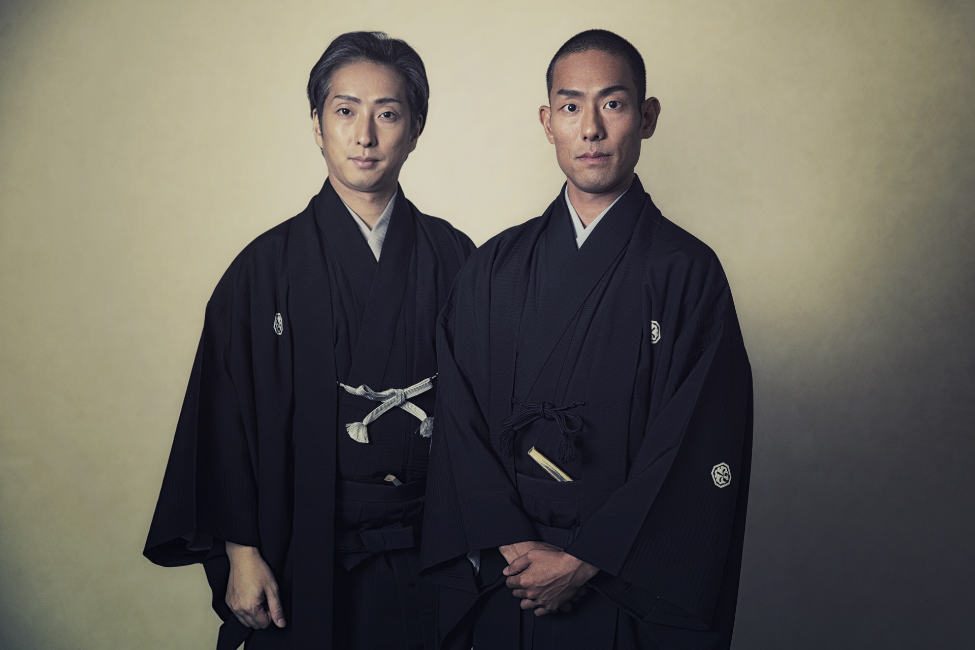 Kankuro Nakamura & Shichinosuke Nakamura