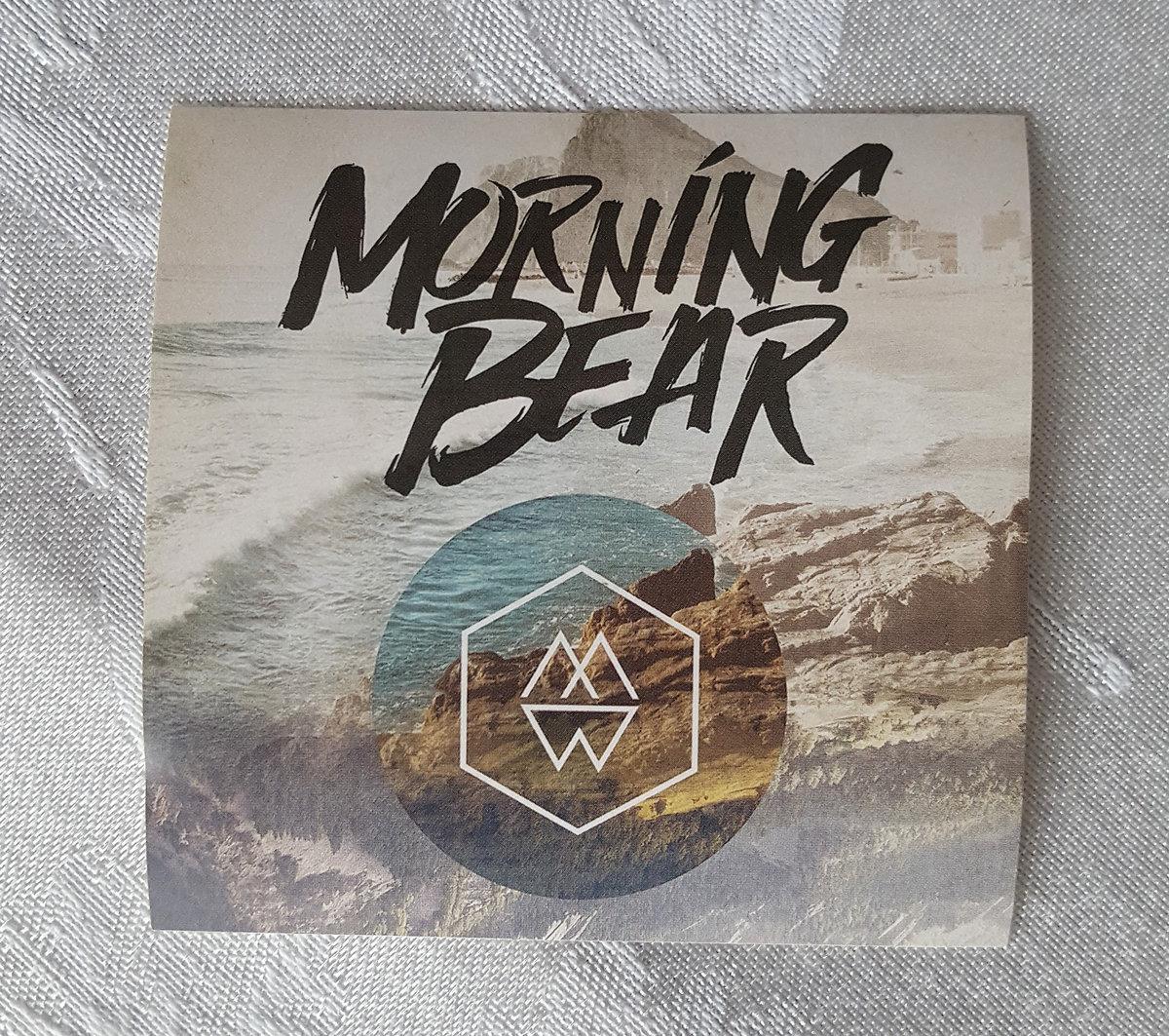 Morning Bear Sticker
