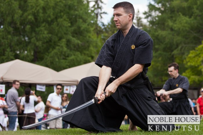 Iaijutsu movement