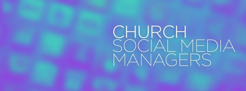 Church Social Media Managers