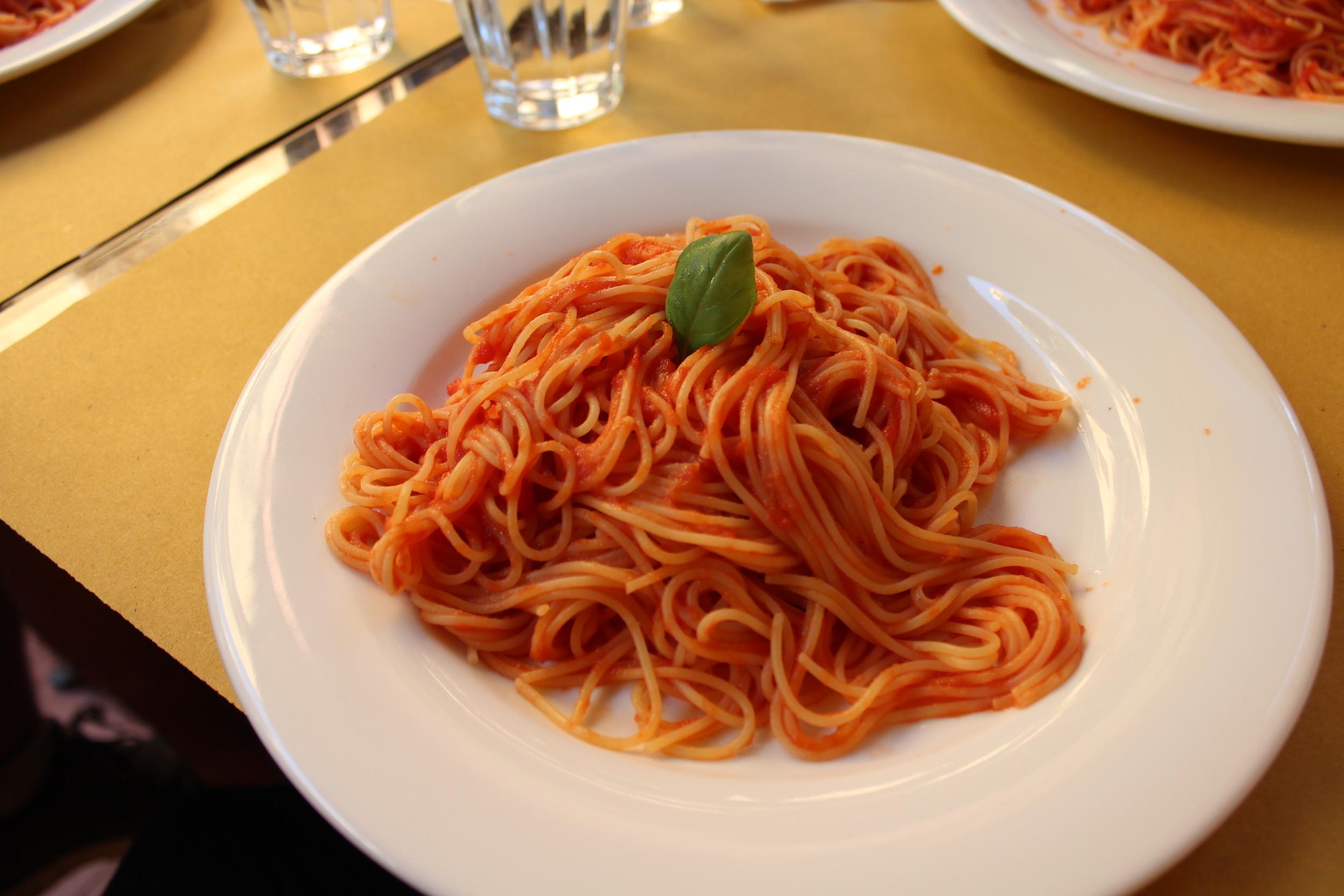 Kaci Nicole - Pasta Restaurants in Cinque Terre