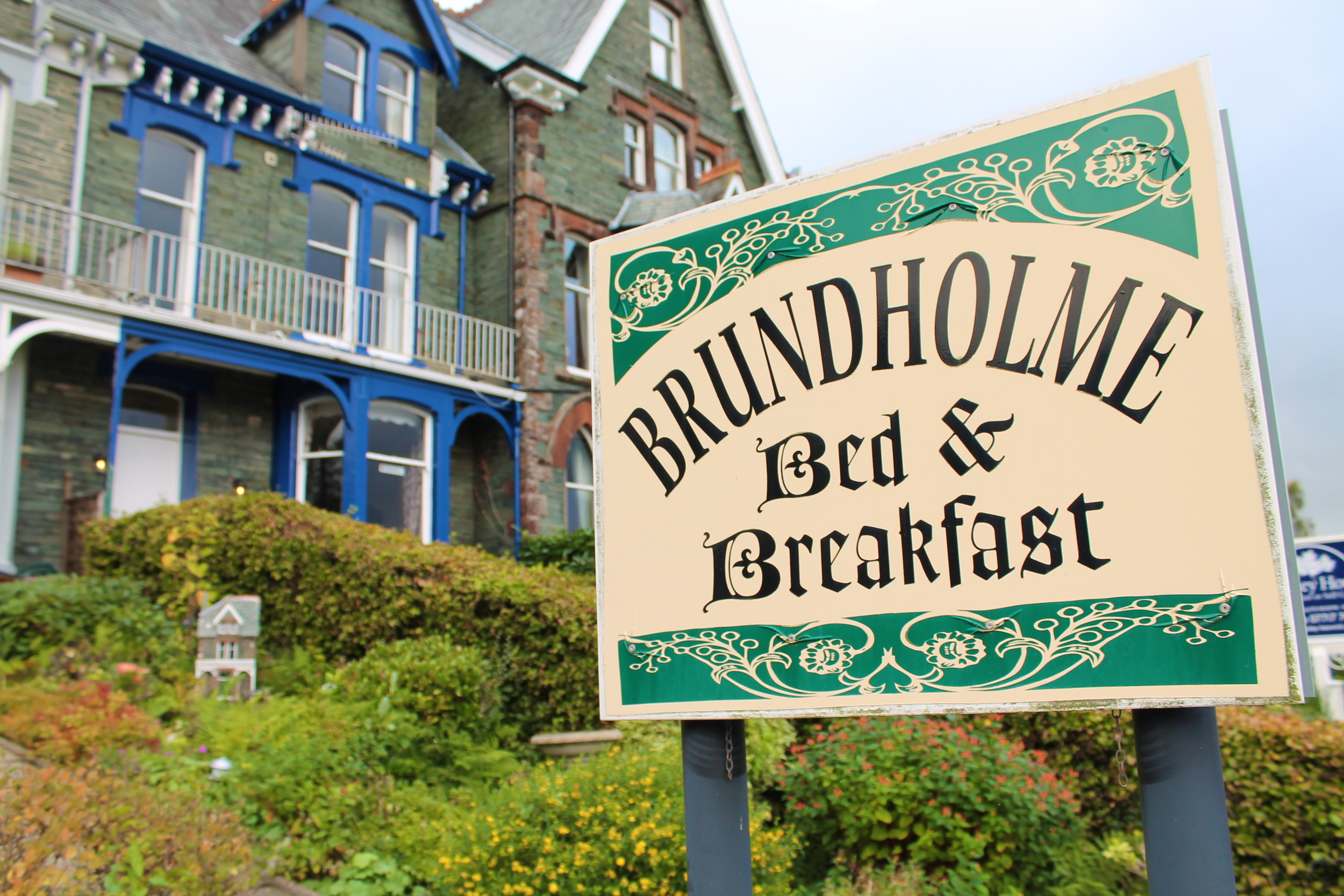 Kaci Nicole - Lake District - Brundholme Bed and Breakfast