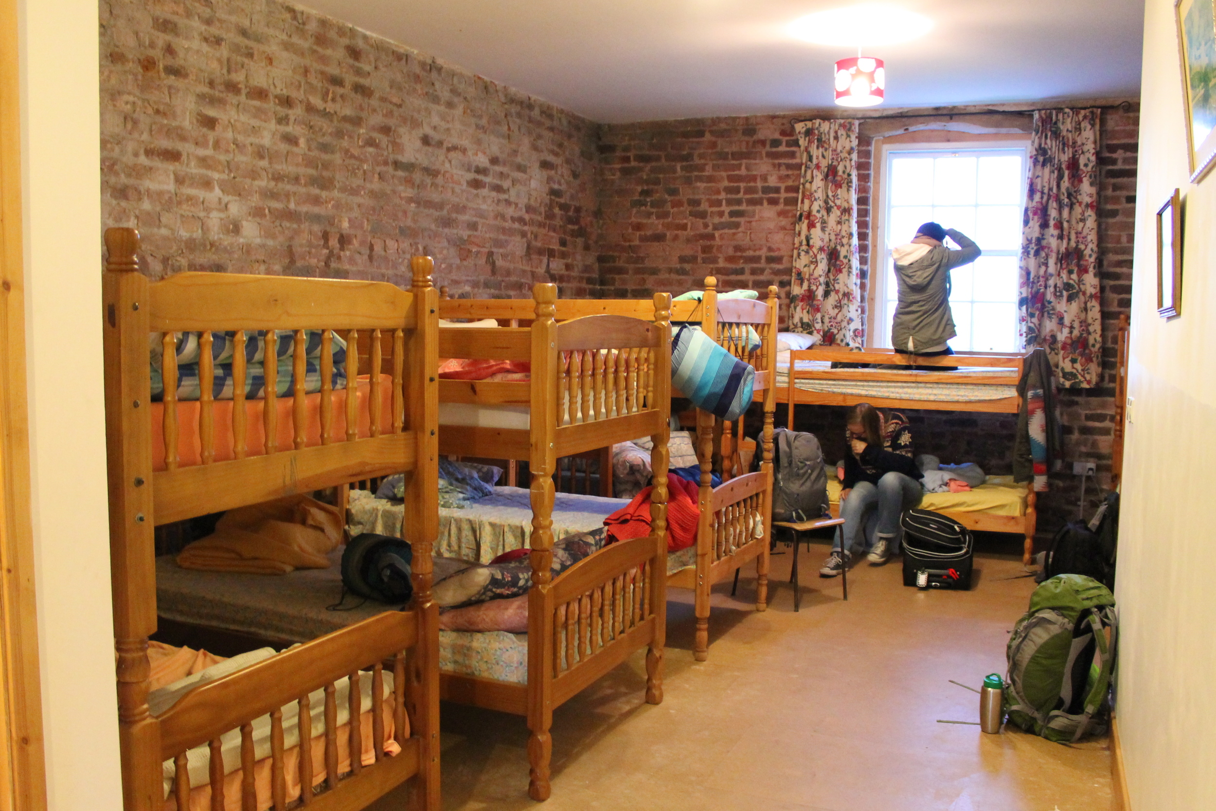 Kaci Nicole - Lake District - Bunk Barn Bed and Breakfast