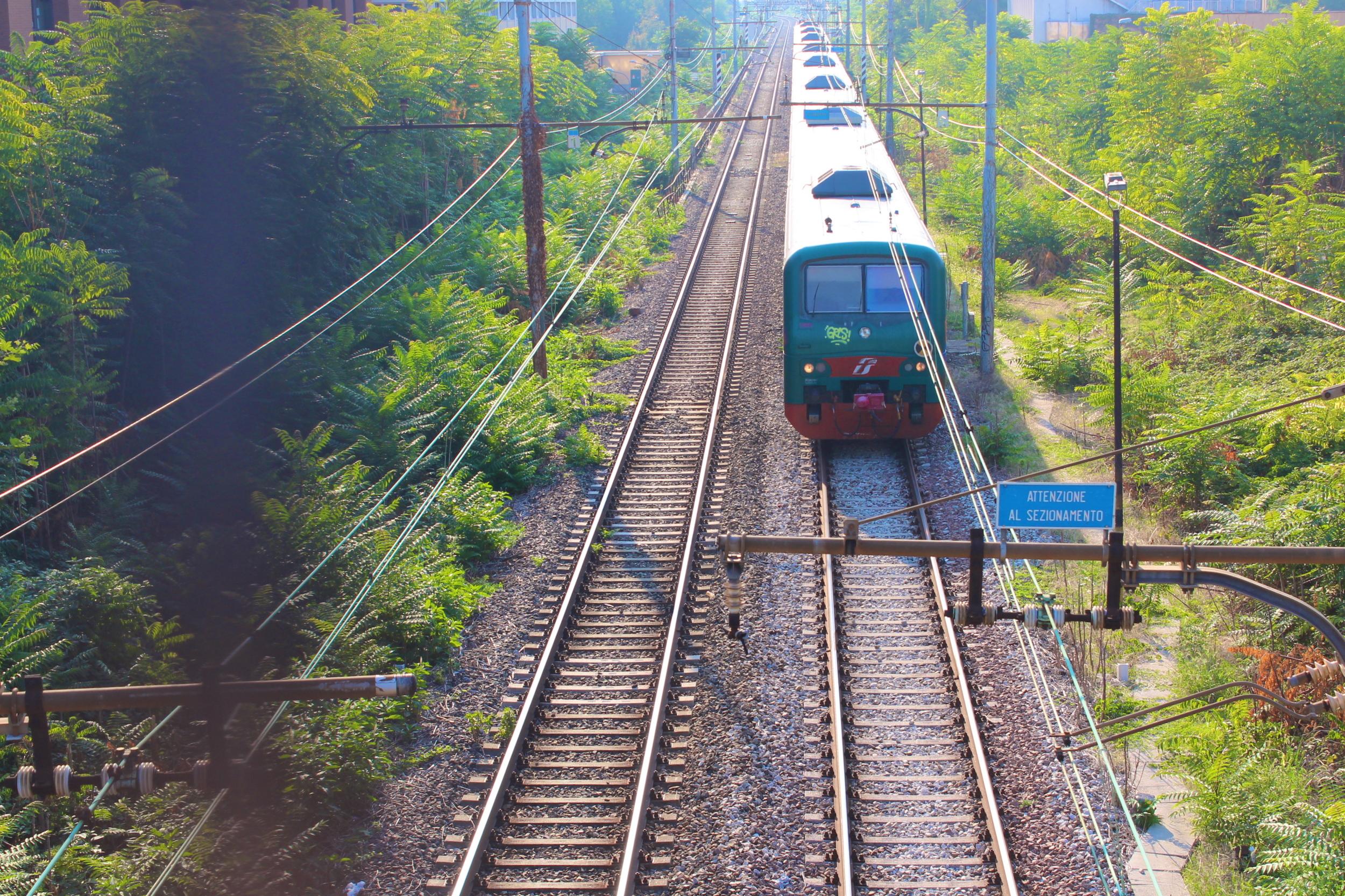 Kaci Nicole - Train Ride to Cinque Terre