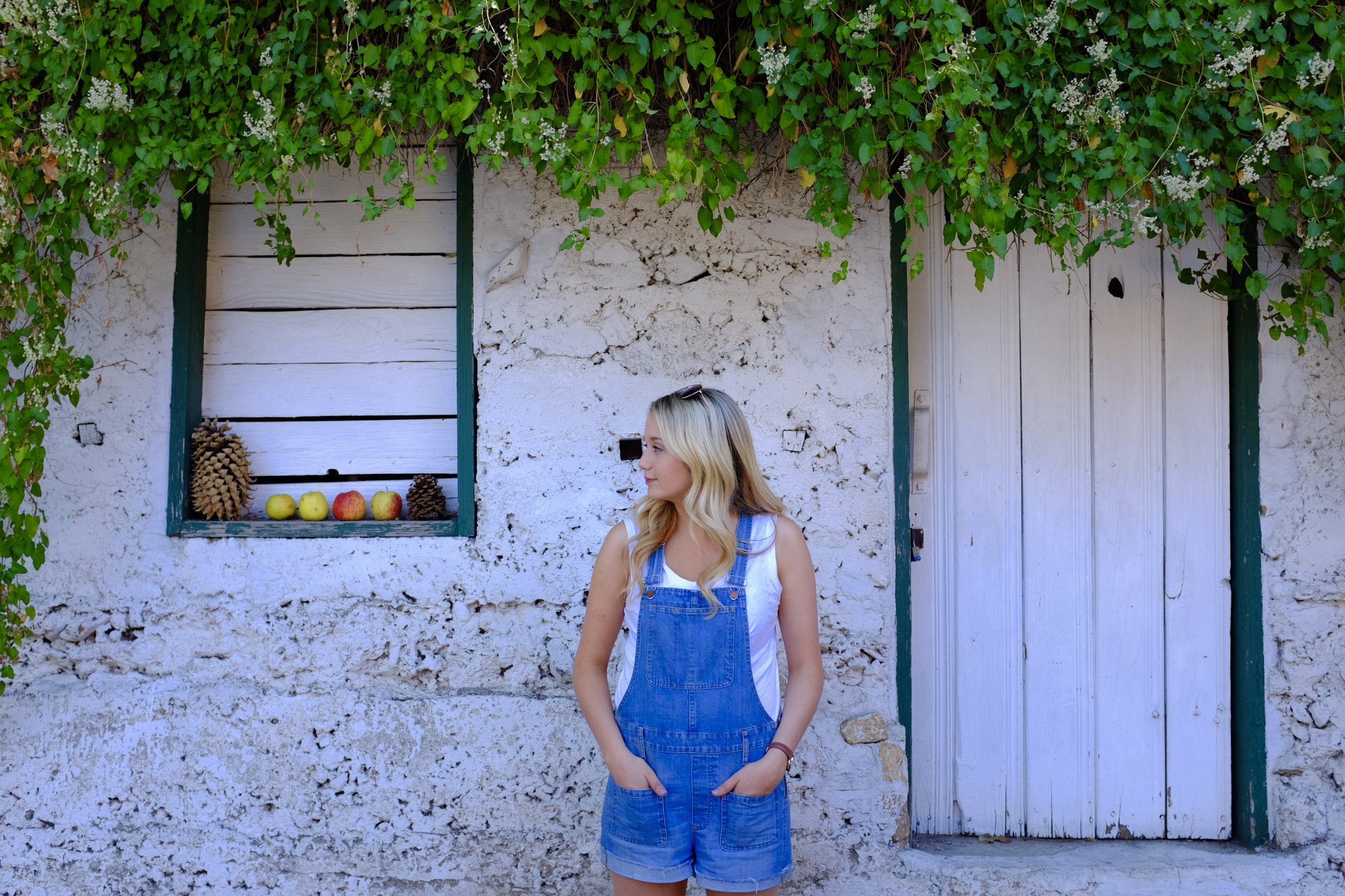 Apple Picking at Riley's Apple Farm, Yucaipa CA | Kaci Nicole