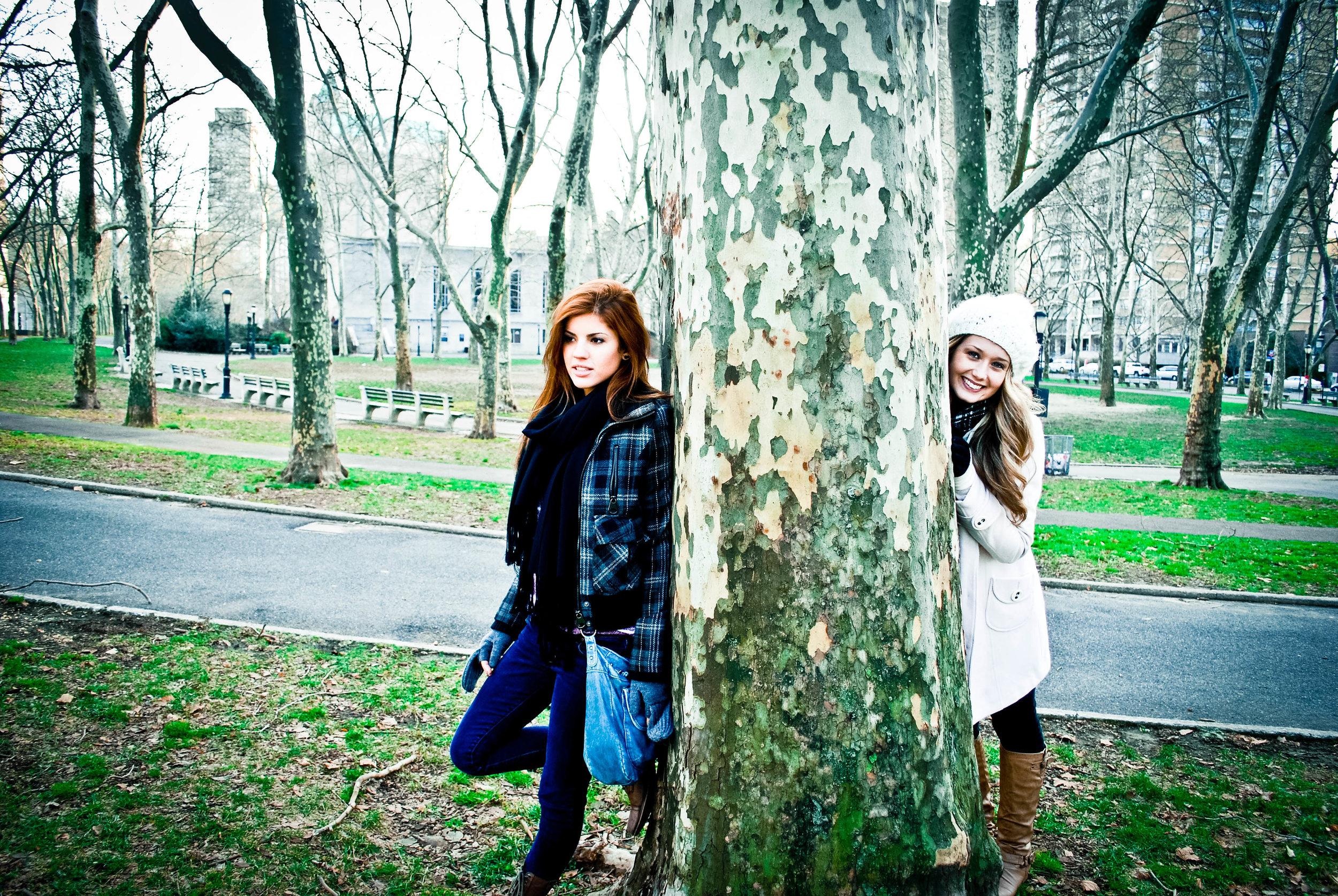 Kaci Nicole - NYE in NYC - Brooklyn Park