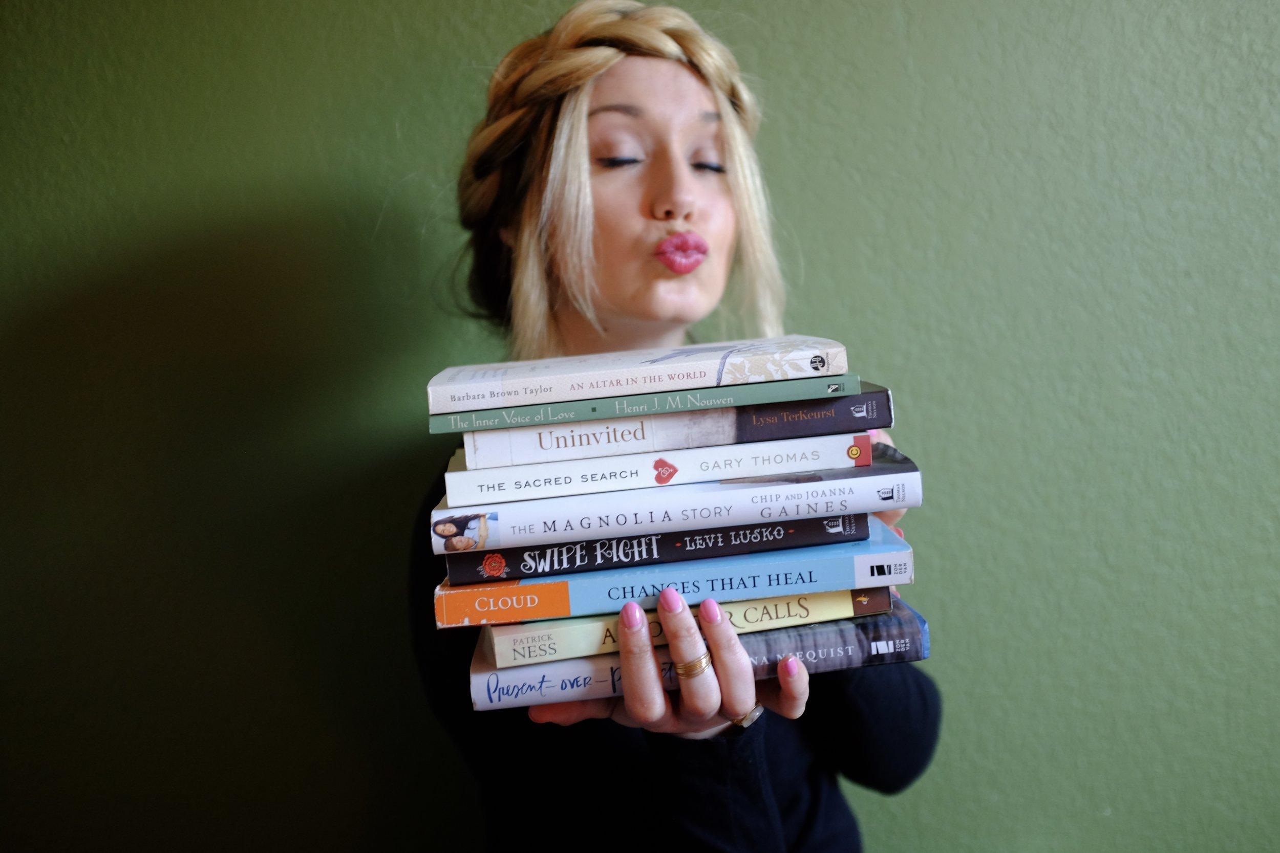 Books to Read - Kaci Nicole