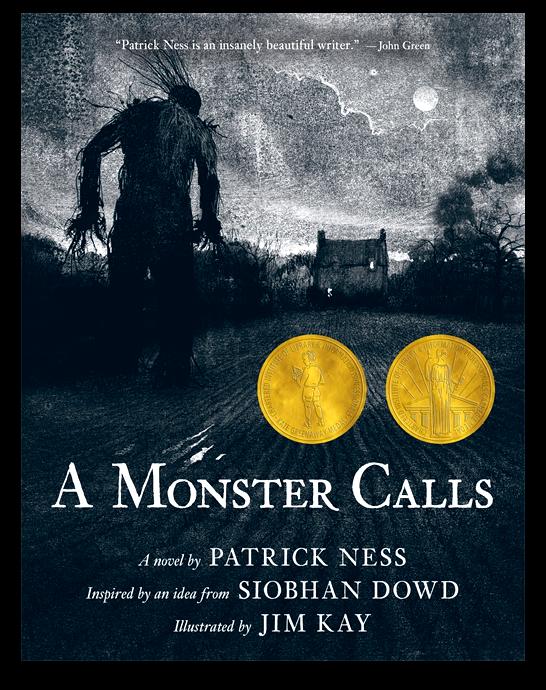 A Monster Calls - Kaci Nicole