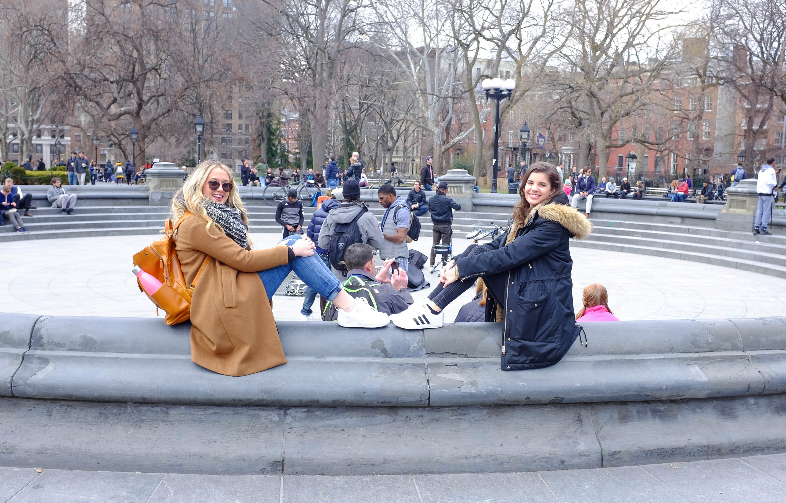 Kaci Nicole - Washington Square Park Bench.jpg