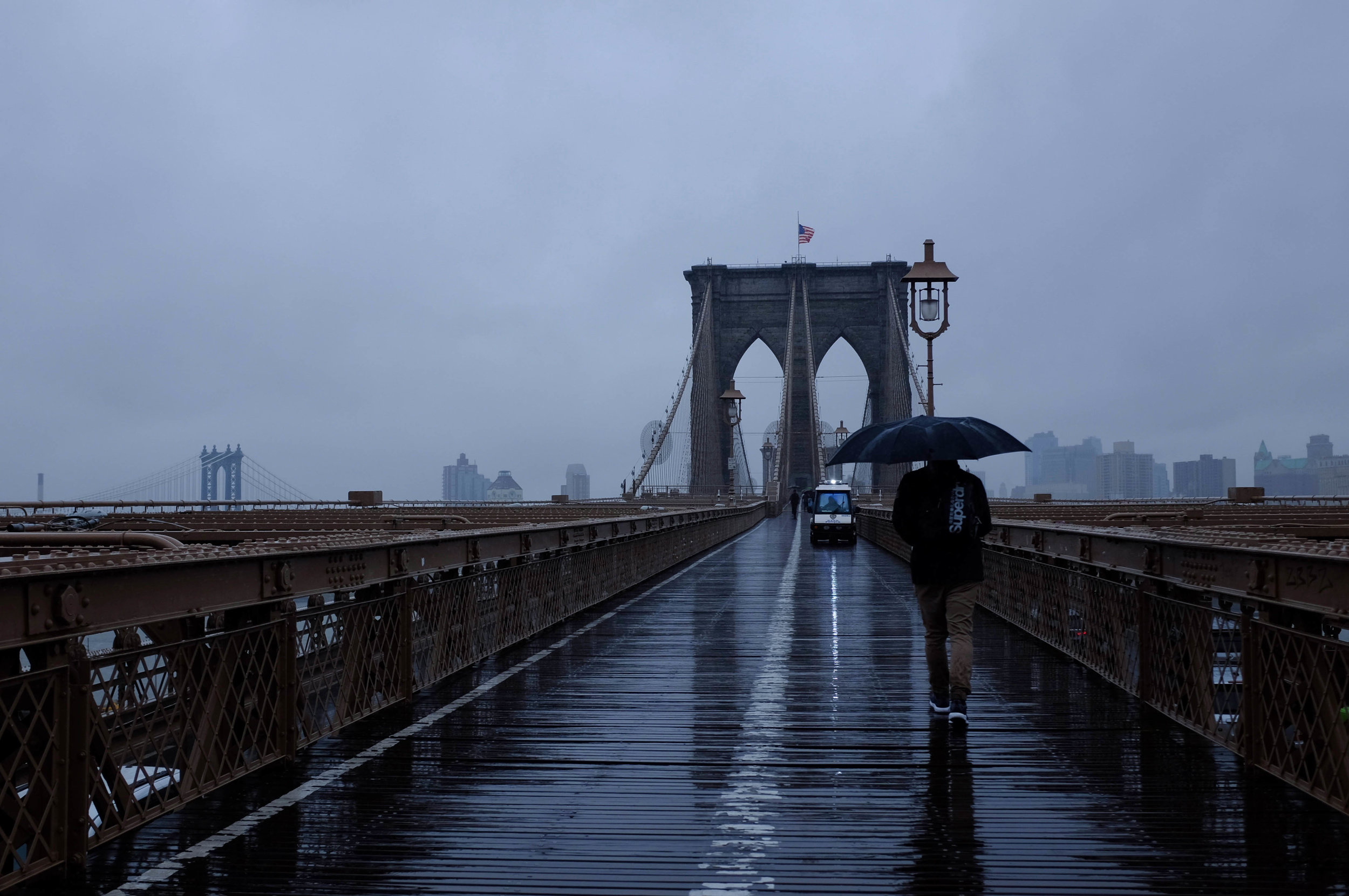 Kaci Nicole - Rainy Brooklyn Bridge.jpg