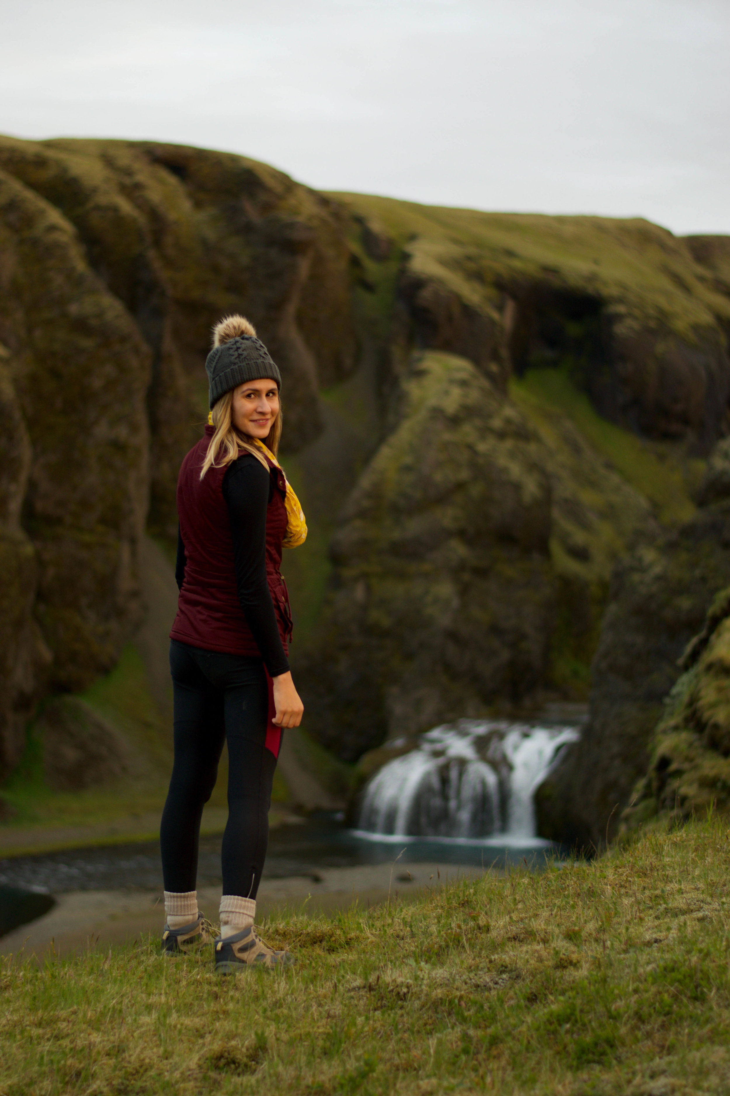 Kaci Nicole - Iceland - Waiting on God