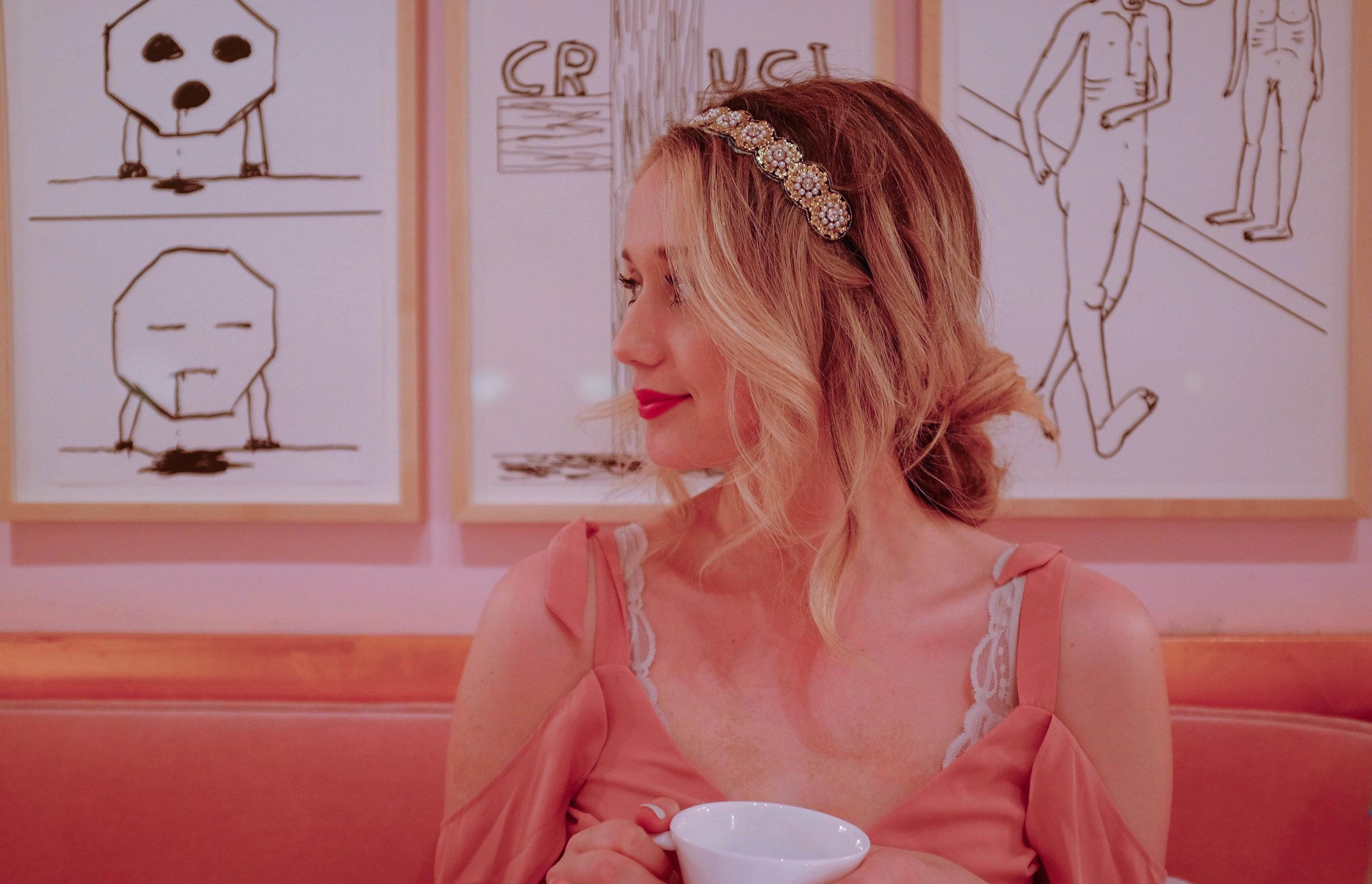 Kaci Nicole - Sketch London - Embrace Who You Are