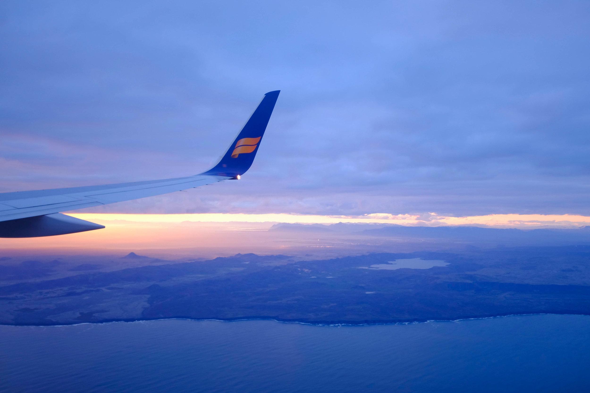 Kaci Nicole - Flights to Iceland