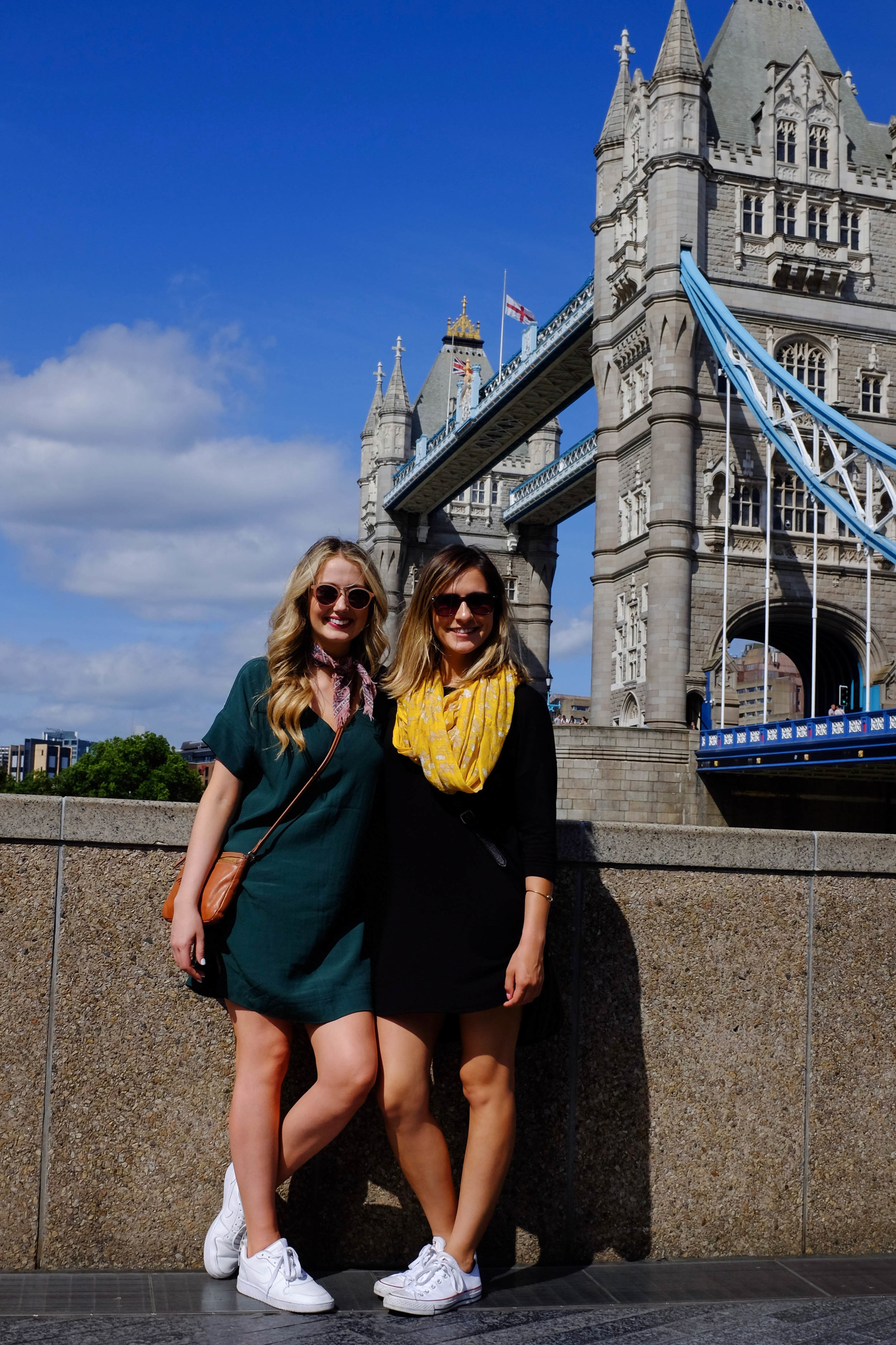 Kaci Nicole - 4 Day London Itinerary