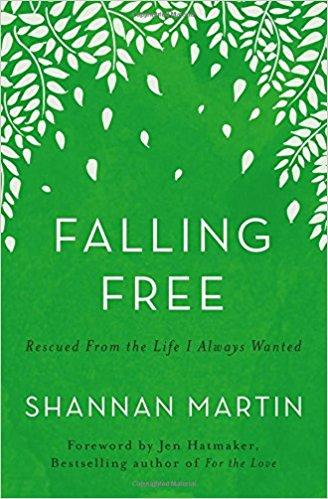 Falling Free by Shannan Martin | Best Books I've Read | Kaci Nicole