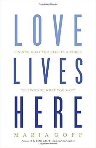 Love Lives by Brene Brown | Best Books I've Read | Kaci Nicole