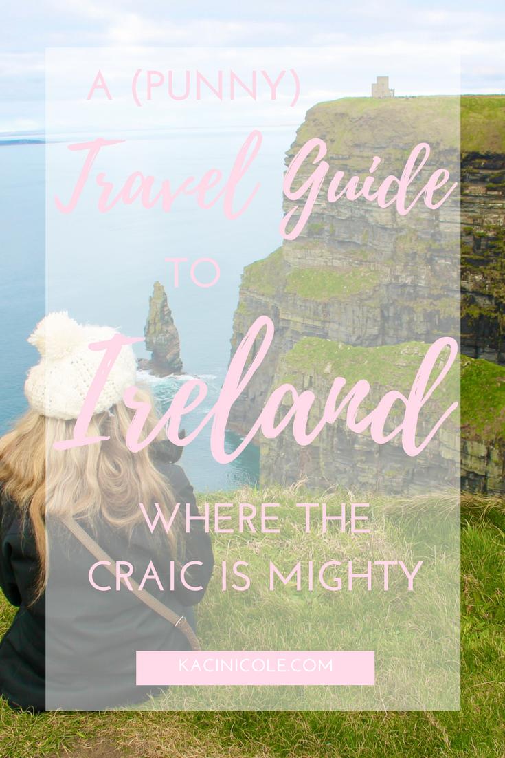 Ireland Travel Guide + All the Irish Puns | Kaci Nicole.png