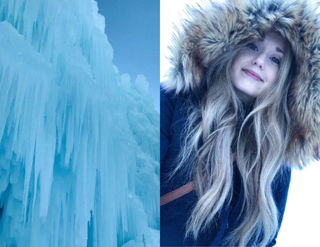 Trip to the Midway Ice Castles | Kaci Nicole.png