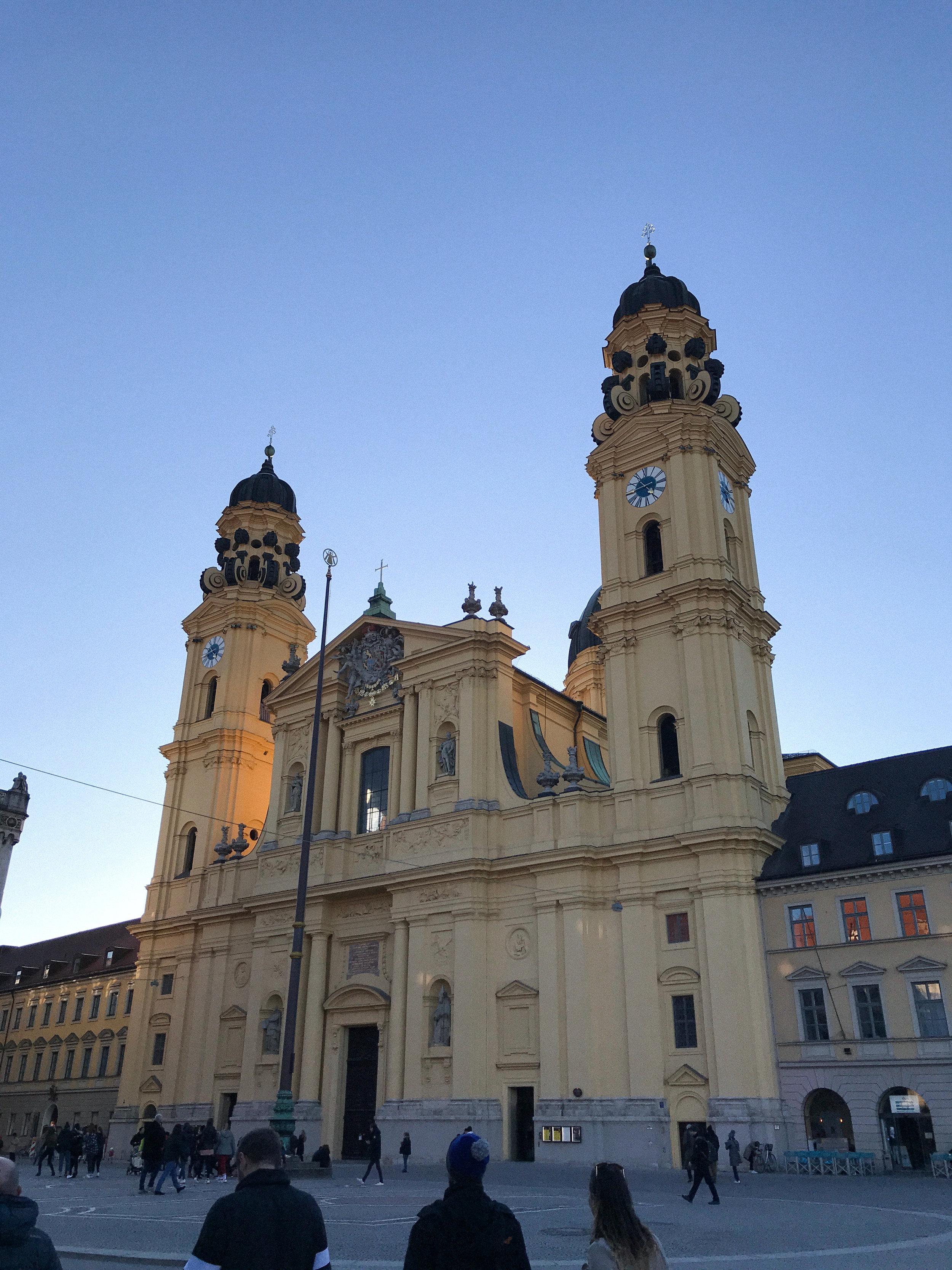 Theatine Church, Munich | Kaci Nicole.jpg