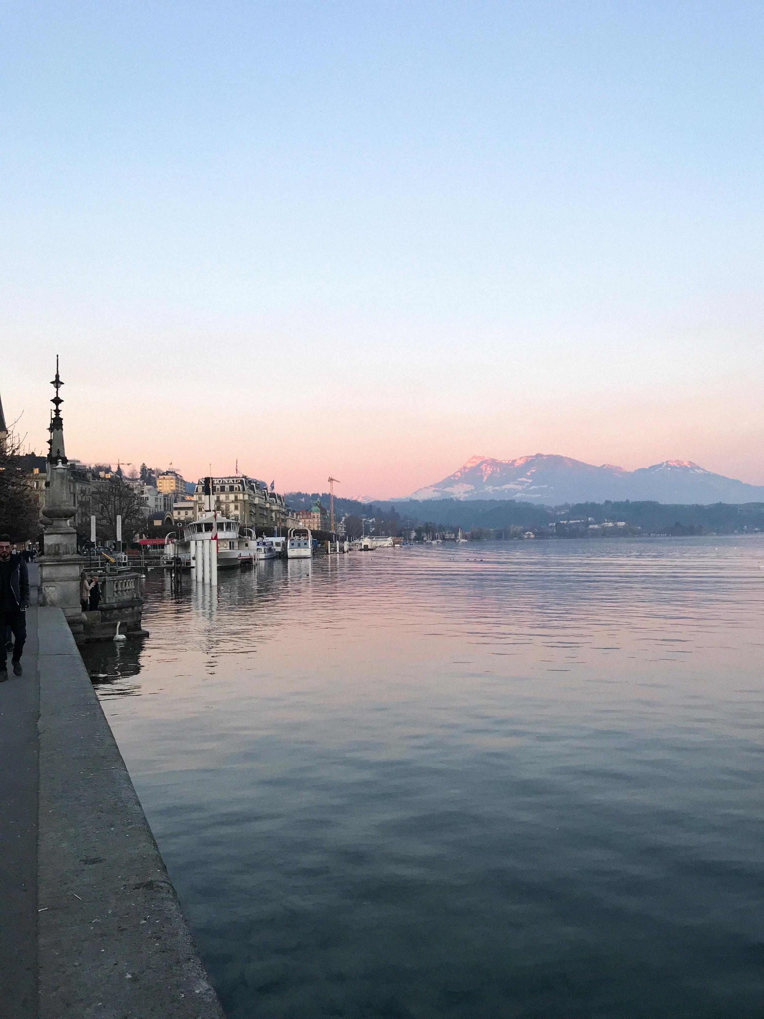 Lucerne Sunset | Kaci Nicole.jpg