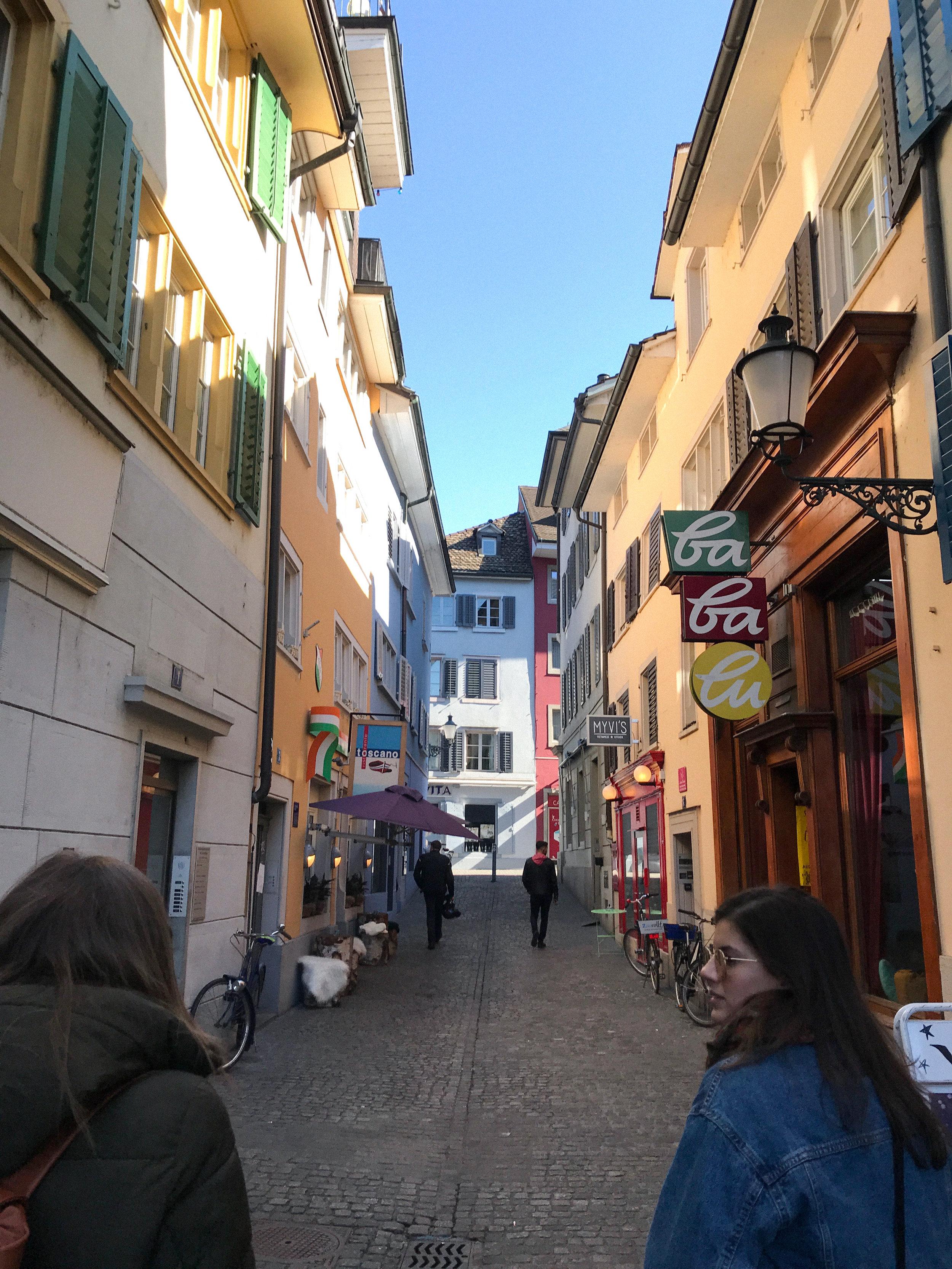 Old Town Zurich | Kaci Nicole.jpg