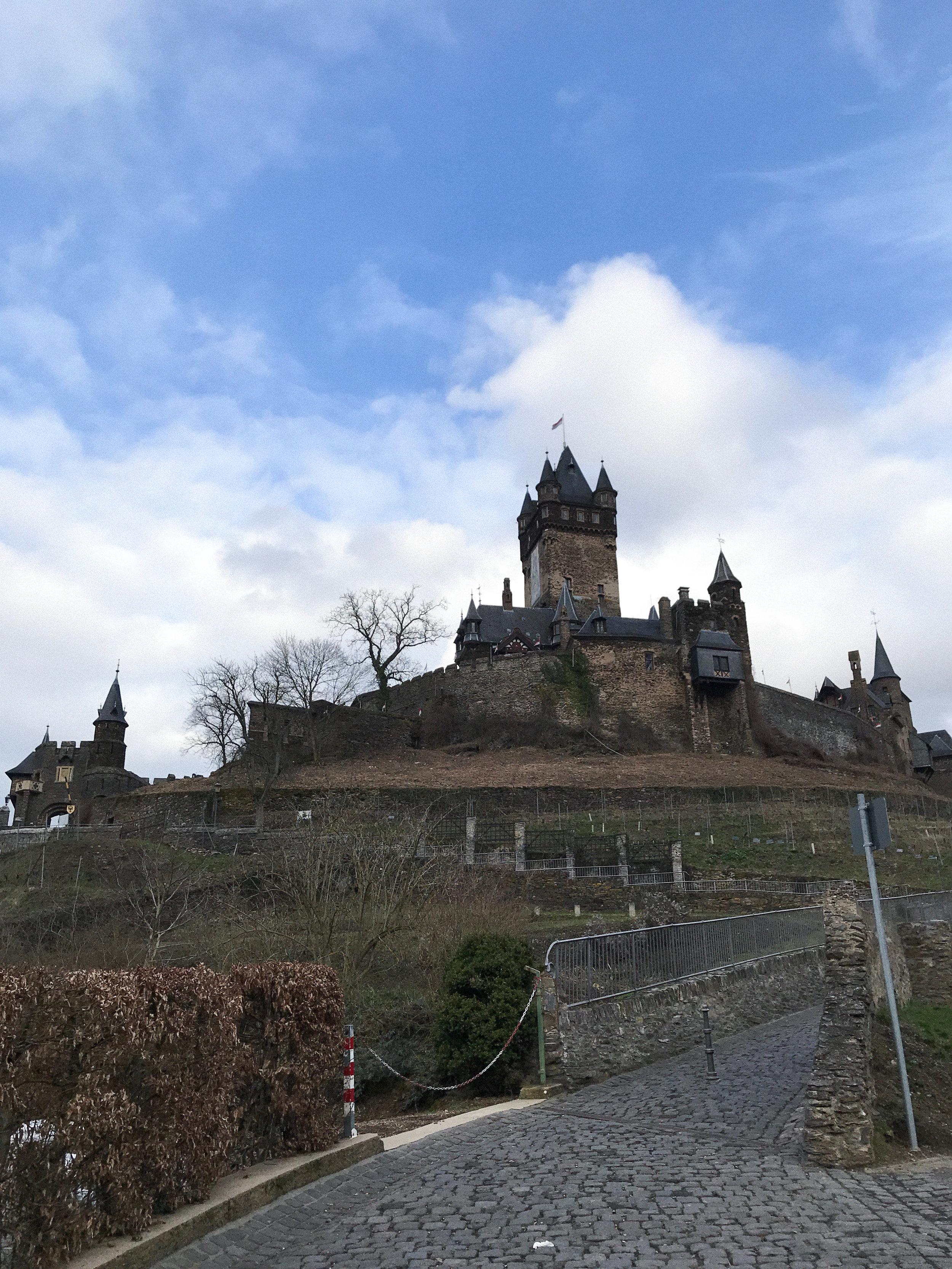 Cochem Castle Germany | Kaci Nicole.jpg