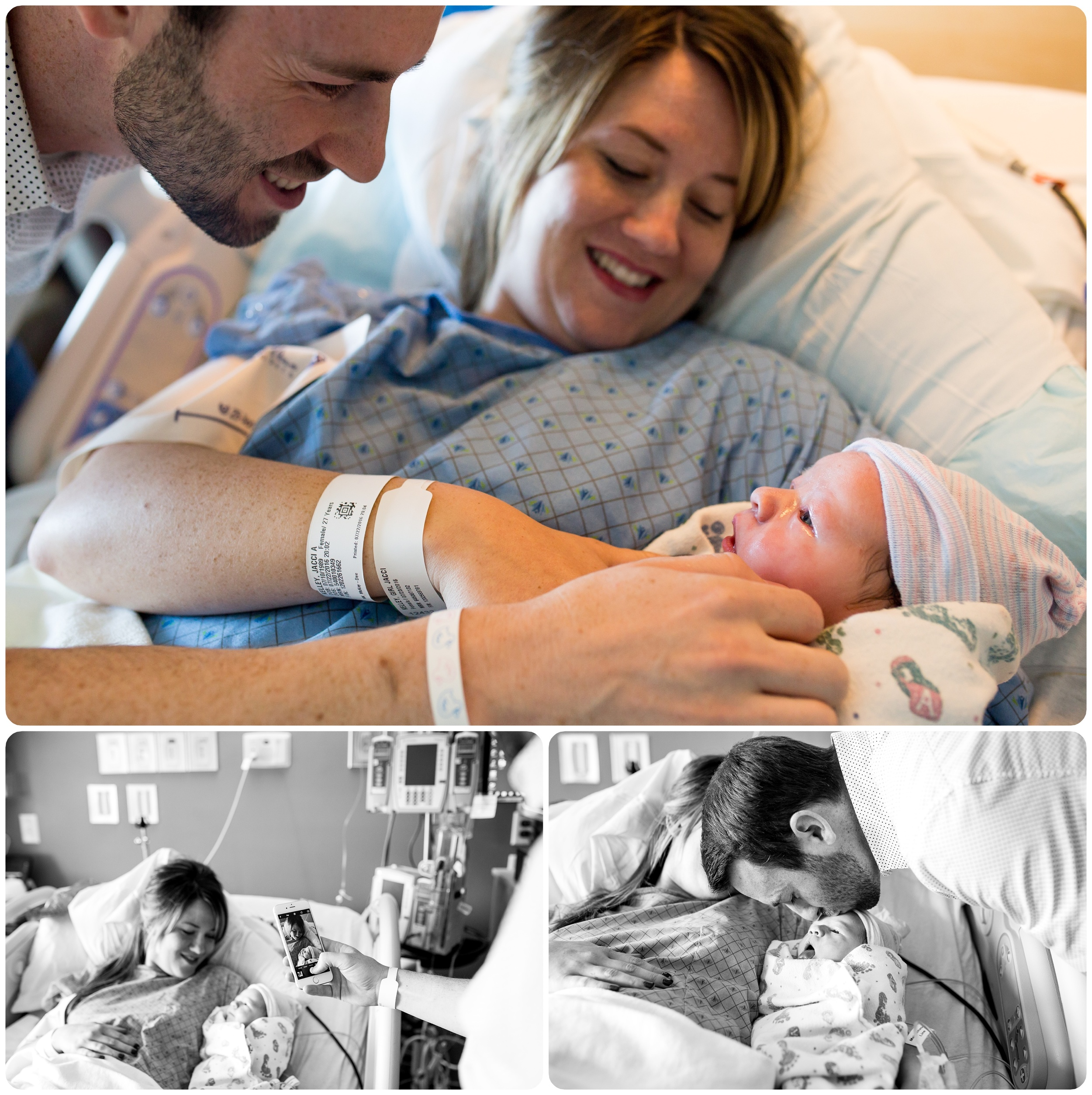 Rachel Lindsey Photography | Salt Lake City, UT | Birth, Maternity, Family Photographer | McKay-Dee Hospital